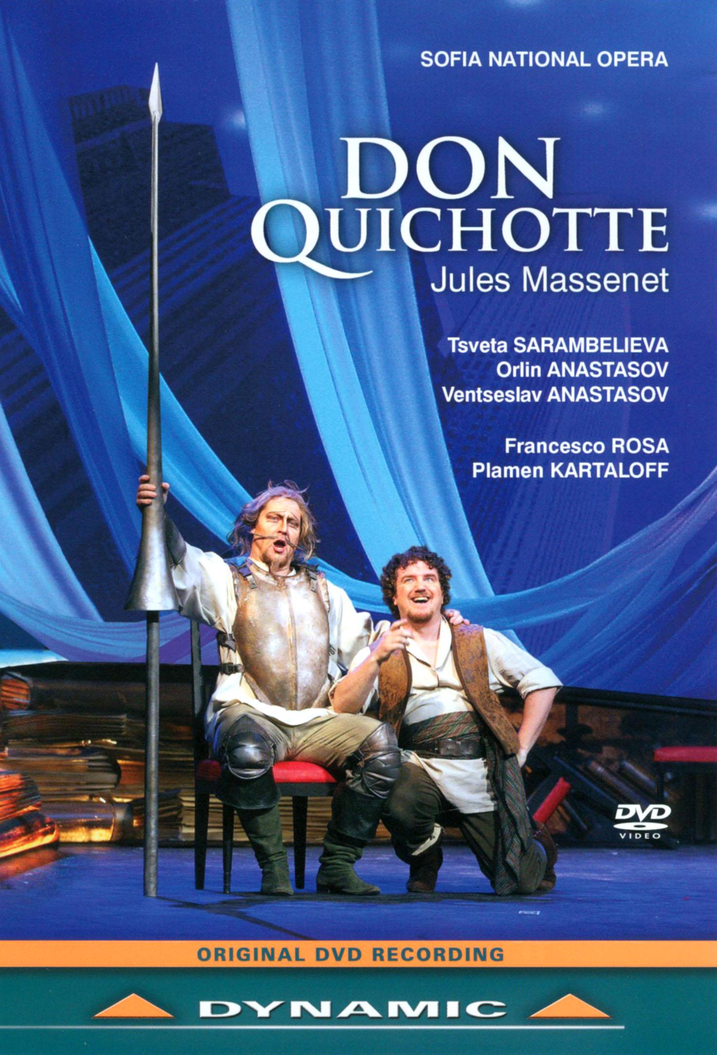 Don Quichotte (Sofia National Opera)
