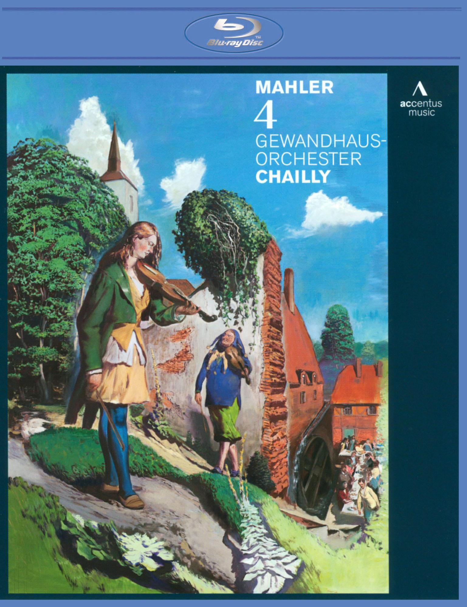 Gewandhausorchester/Chailly: Mahler 4