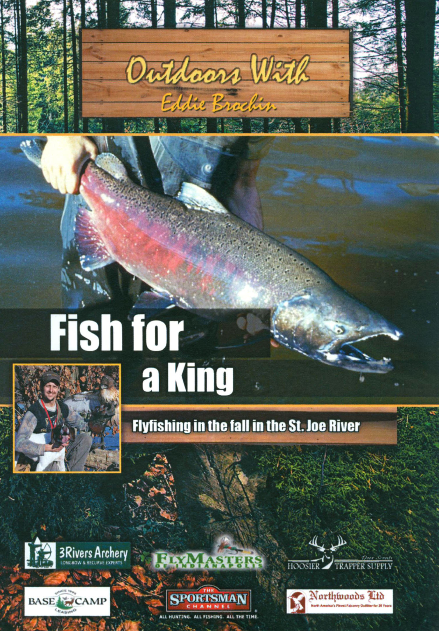 Outdoors With Eddie Brochin: Fish For a King