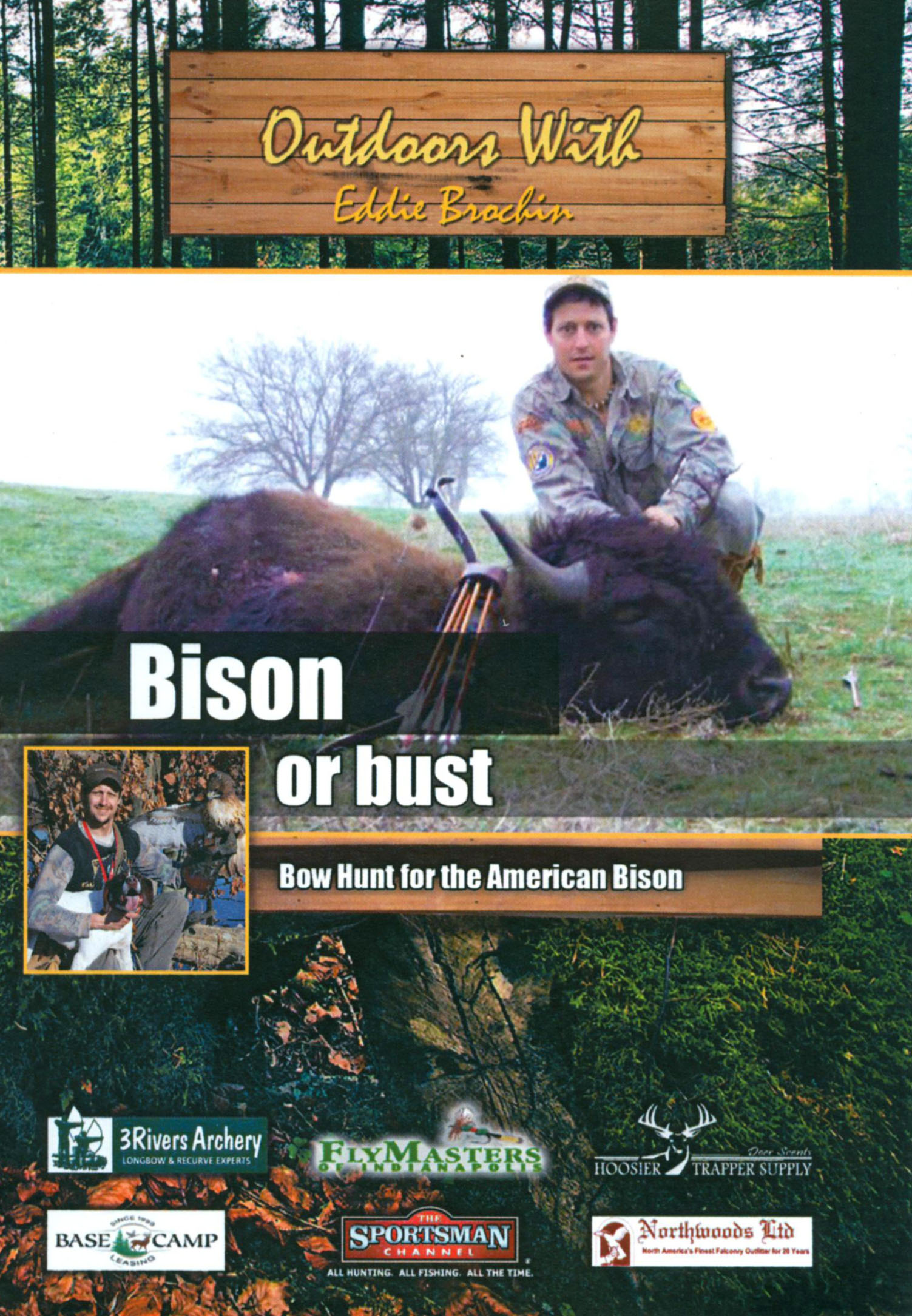 Outdoors With Eddie Brochin: Bison or Bust