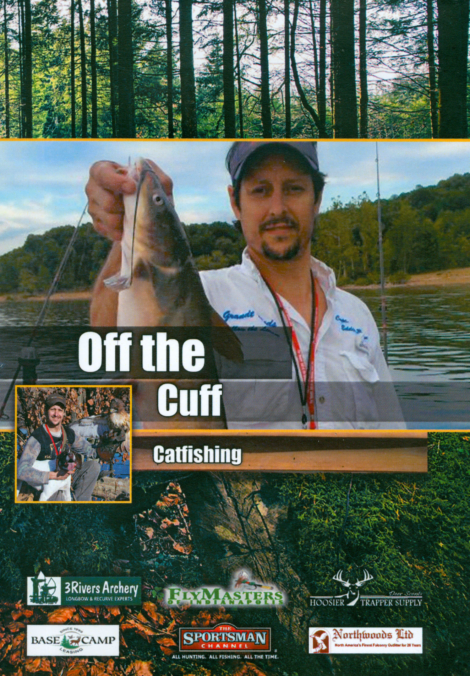 Outdoors With Eddie Brochin: Off the Cuff