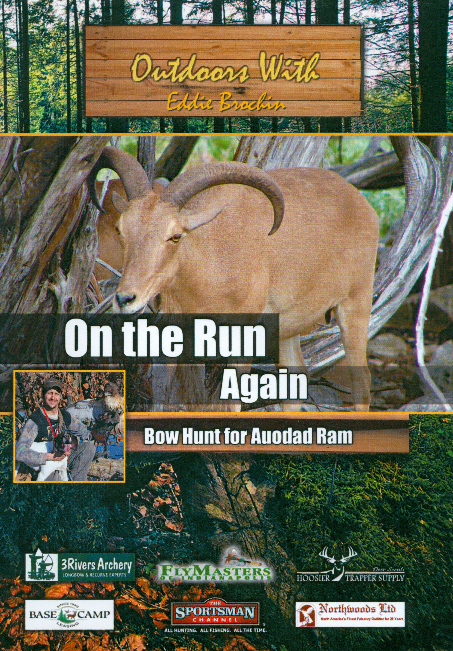 Outdoors With Eddie Brochin: On the Run Again