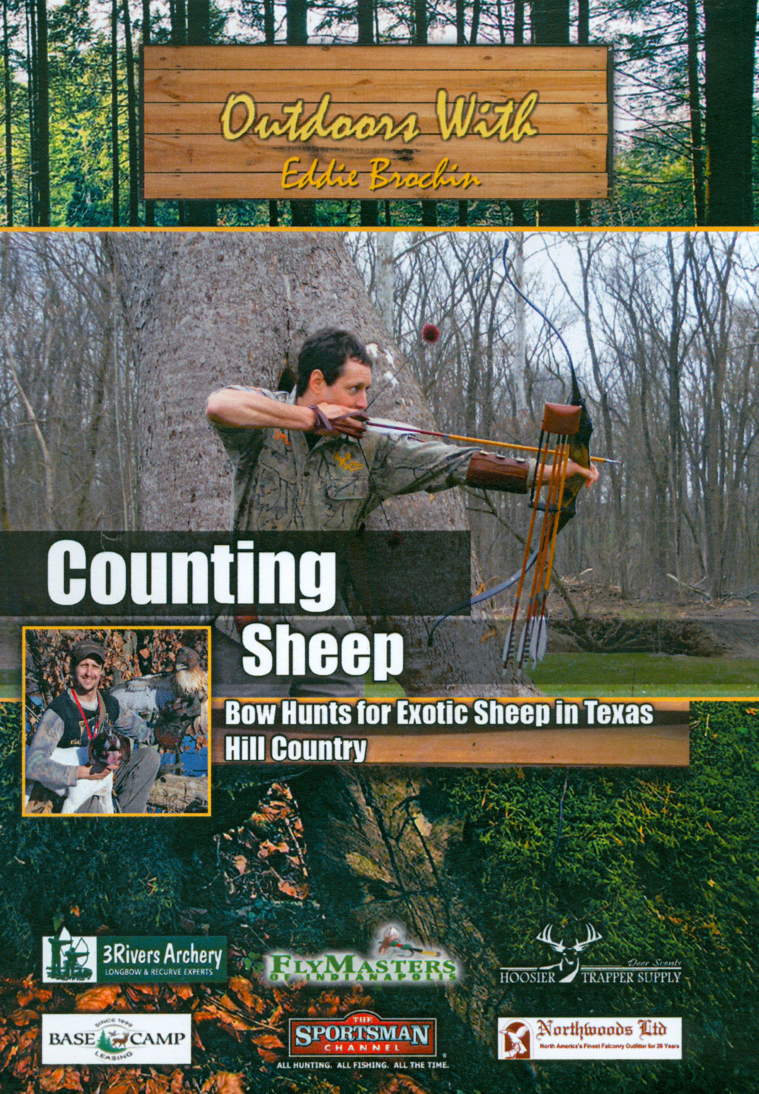 Outdoors With Eddie Brochin: Counting Sheep