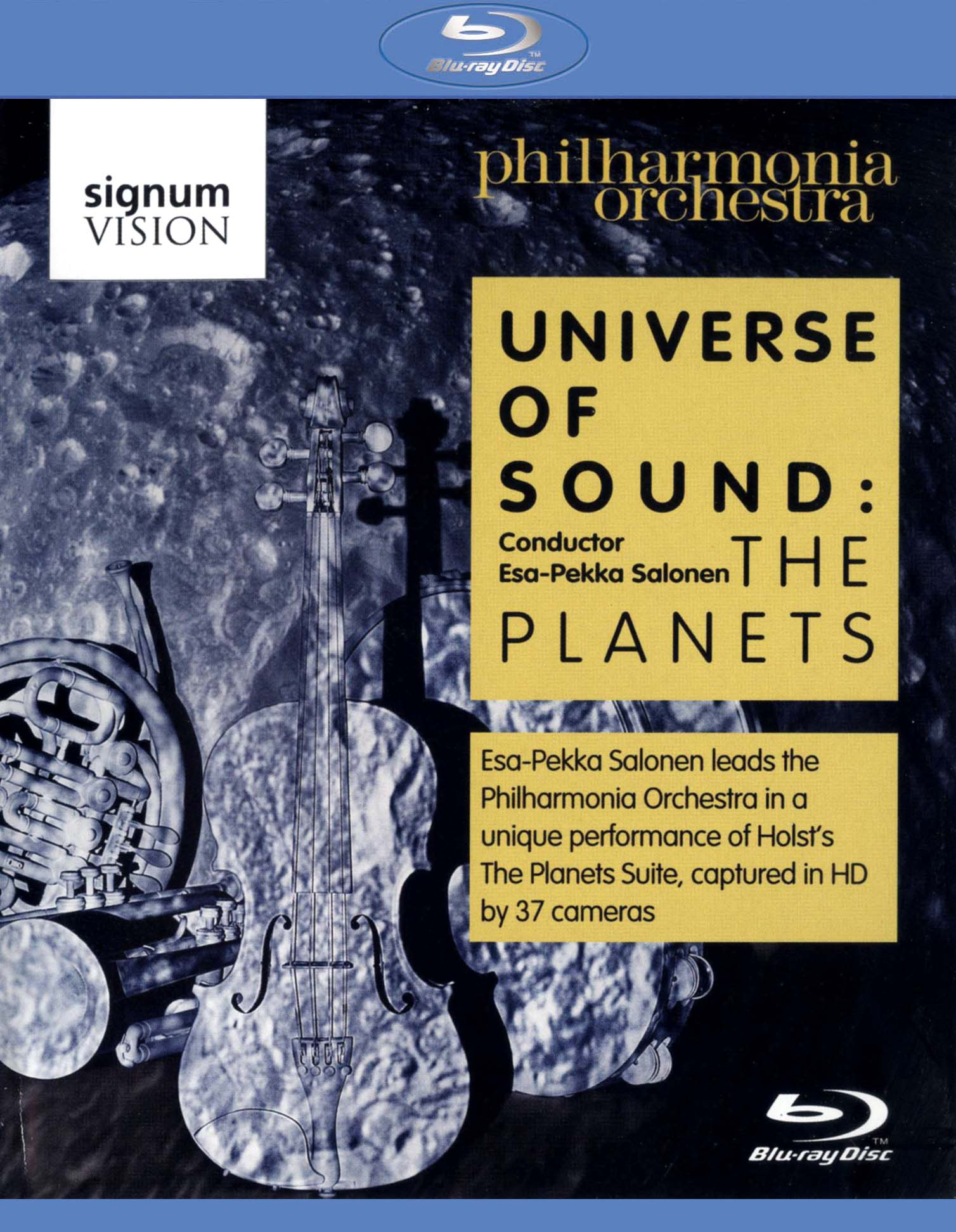 Philharmonia Orchestra: Universe of Sound - The Planets