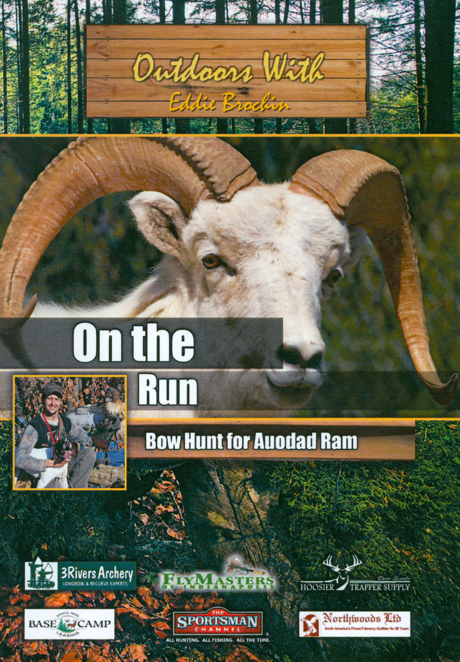 Outdoors With Eddie Brochin: On the Run