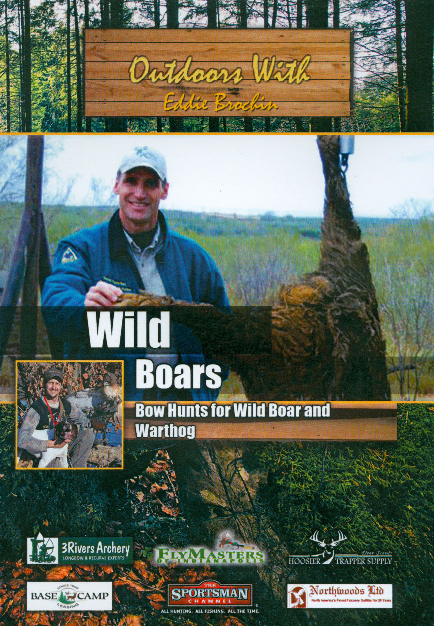 Outdoors With Eddie Brochin: Wild Boars