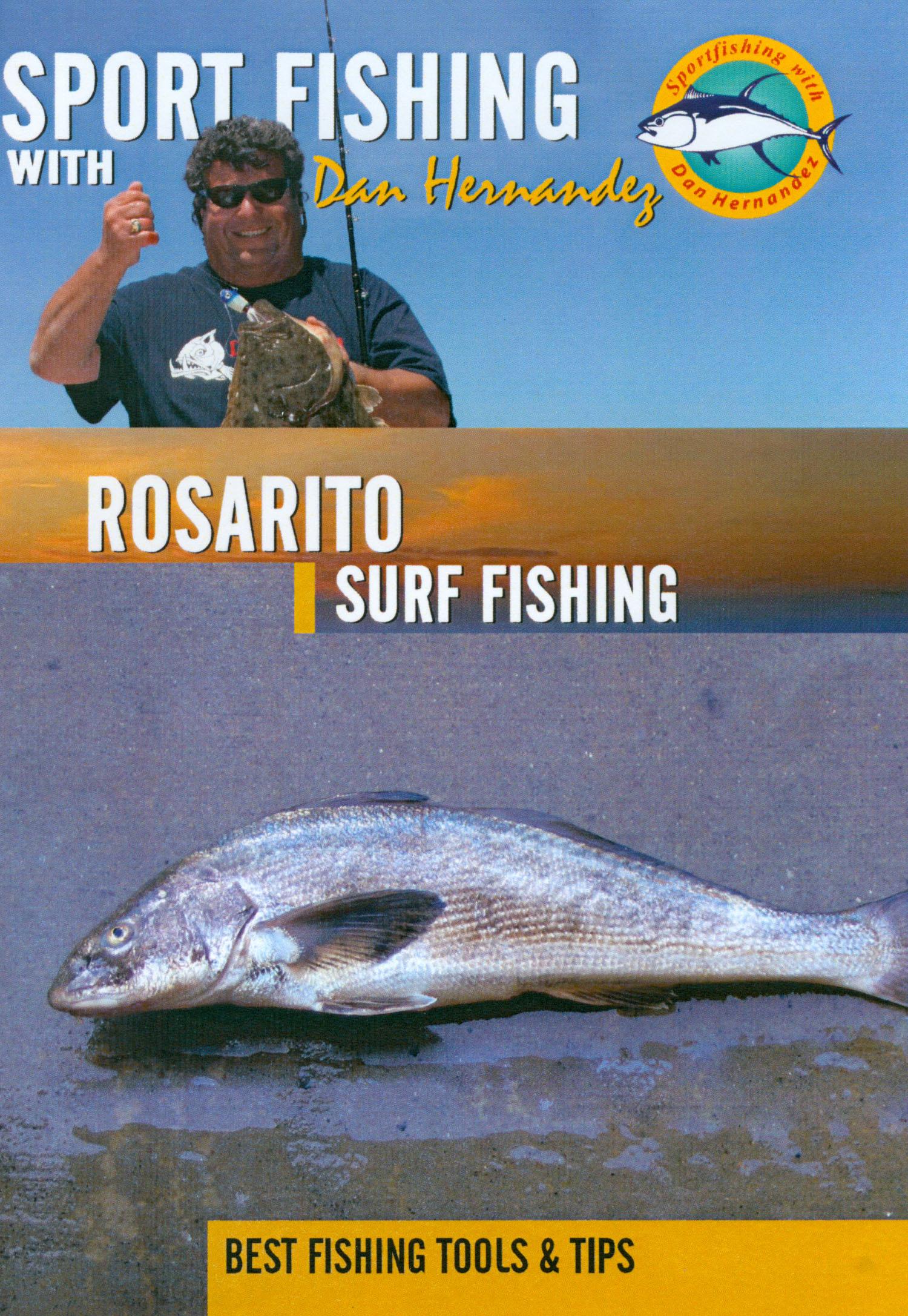 Sport Fishing With Dan Hernandez: Rosarito Surf Fishing