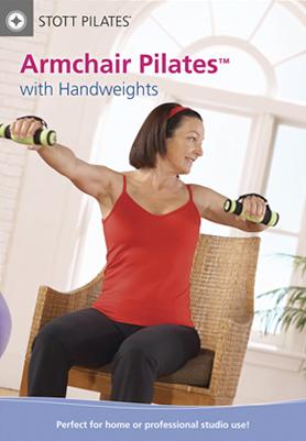 Stott Pilates: Armchair Pilates with Handweights