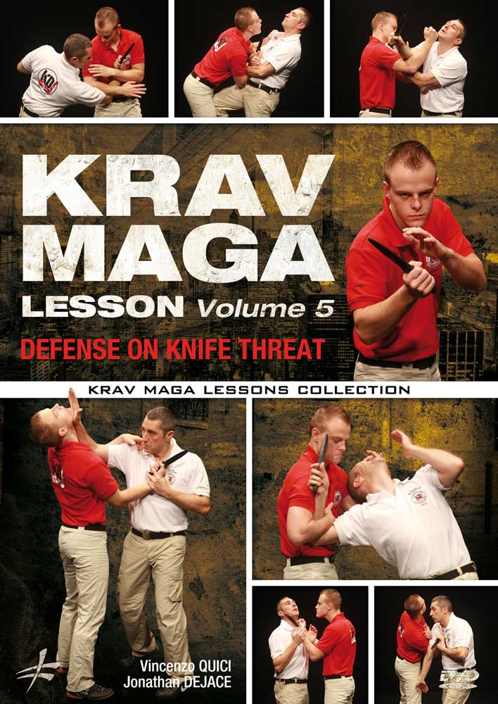 Krav Maga Lesson, Vol. 5: Defense on Knife Threat