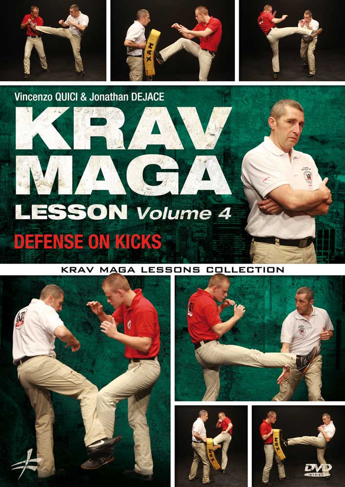 Krav Maga Lesson, Vol. 4: Defense on Kicks