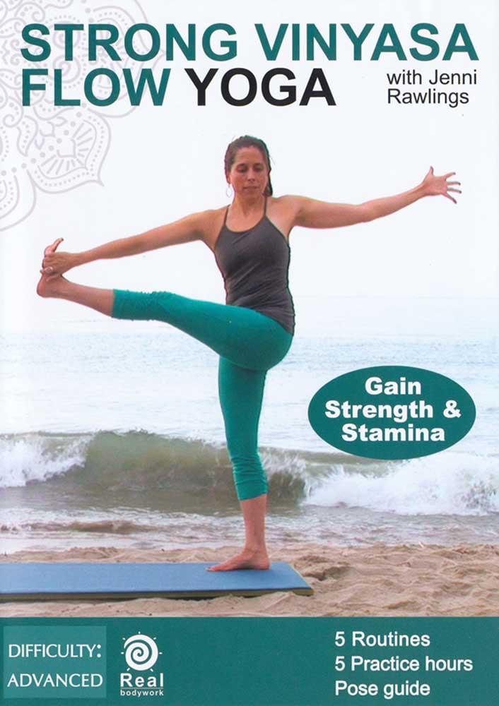 Strong Vinyasa Flow Yoga with Jenni Rawlings