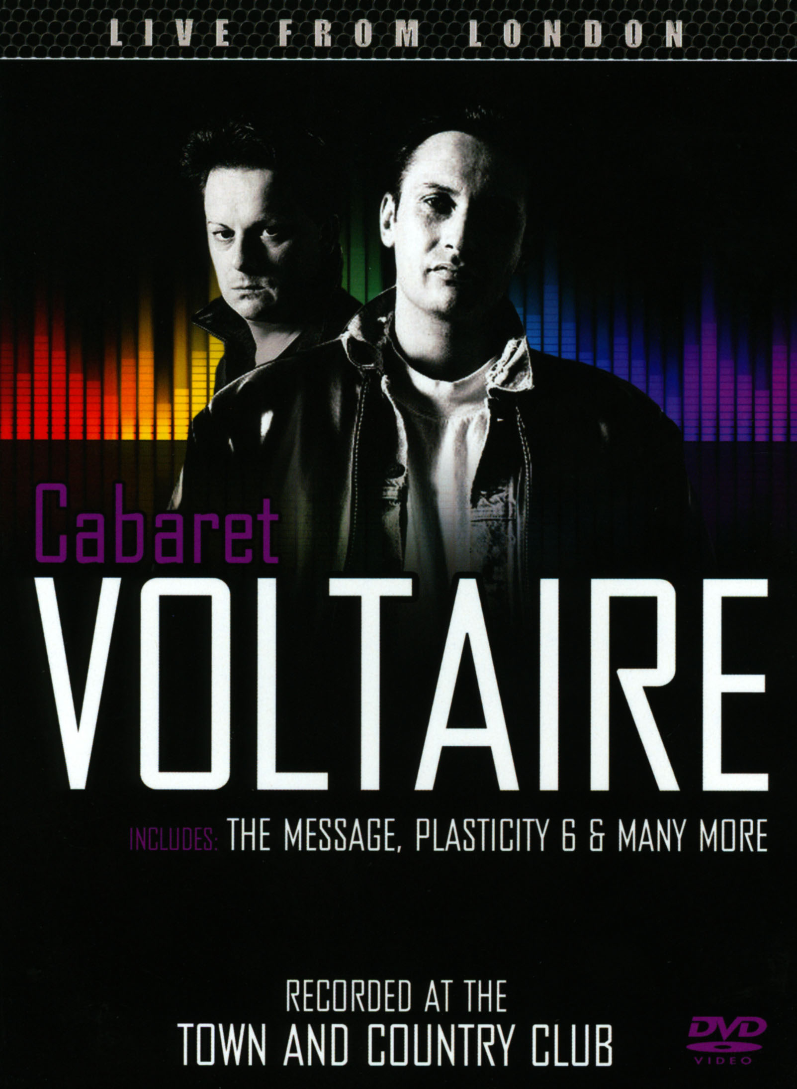 Cabaret Voltaire: Live from London - Town and Country Club