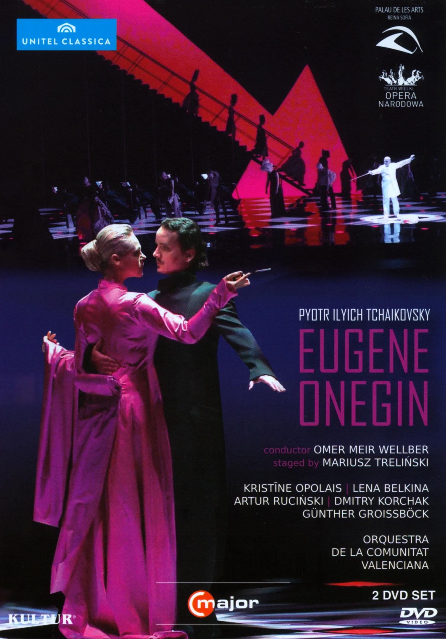 Eugene Onegin (Opera Narodowa)