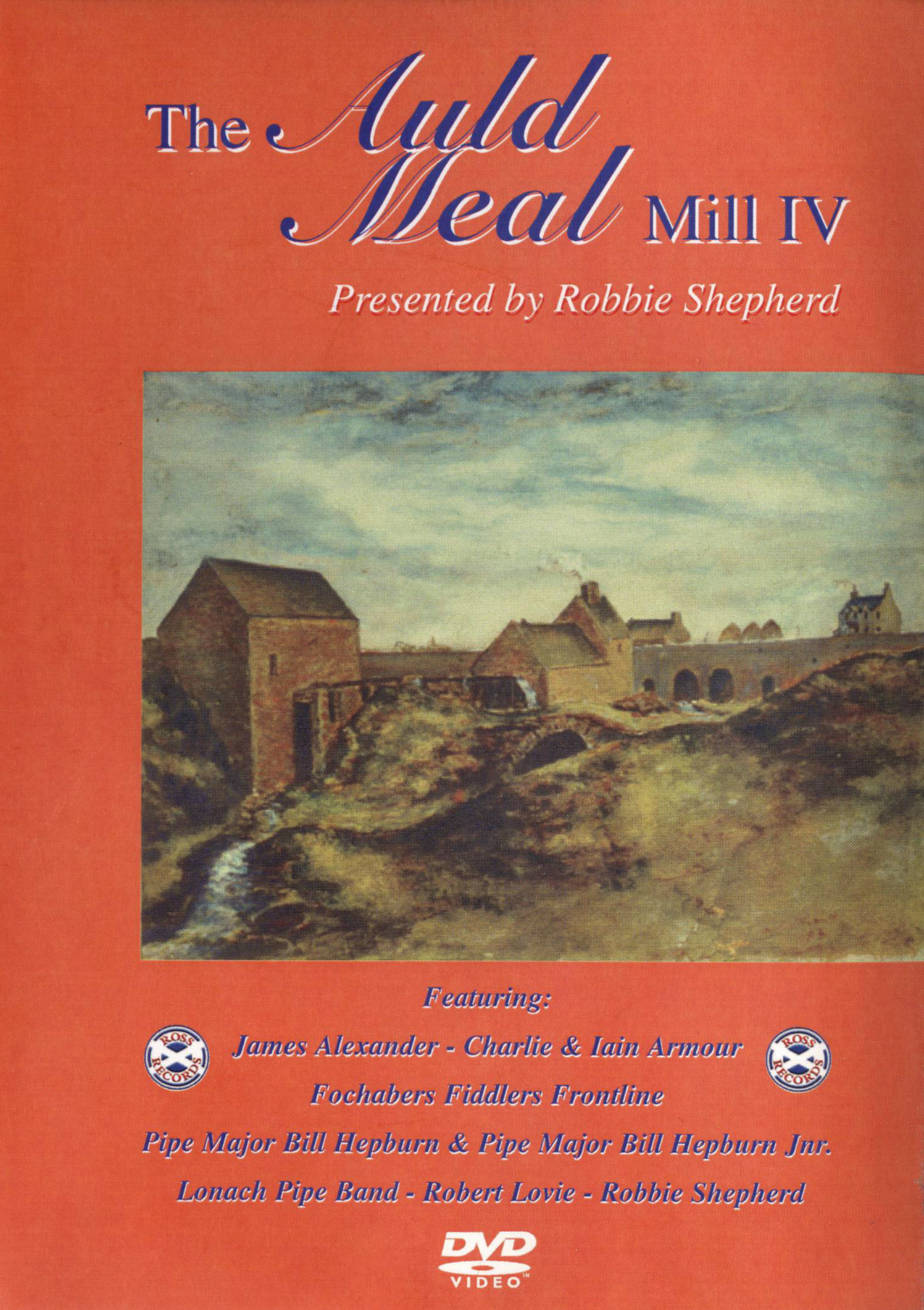 The Auld Meal: Mill IV