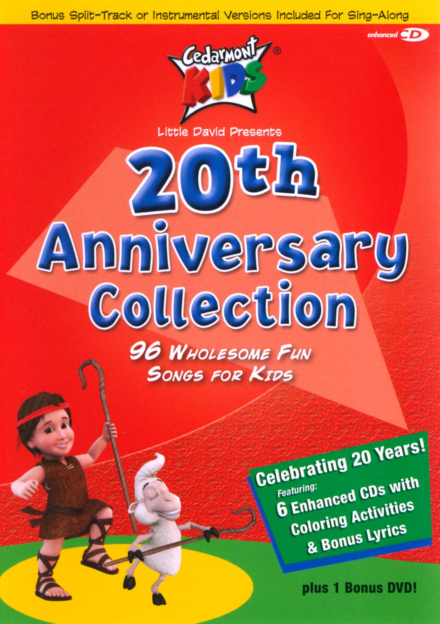 Cedarmont Kids: 20th Anniversary Celebration