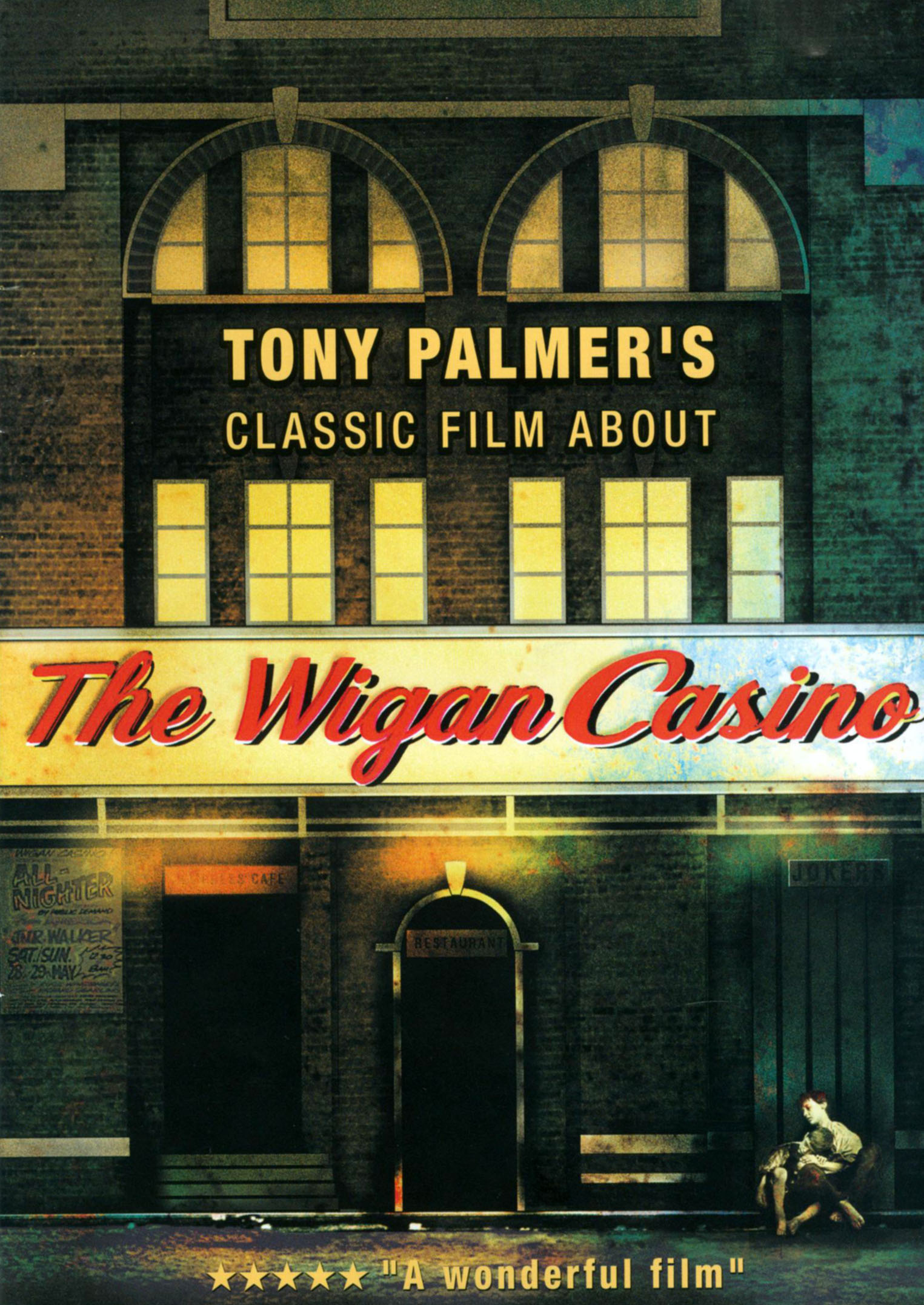 Tony Palmer's Classic Film About The Wigan Casino