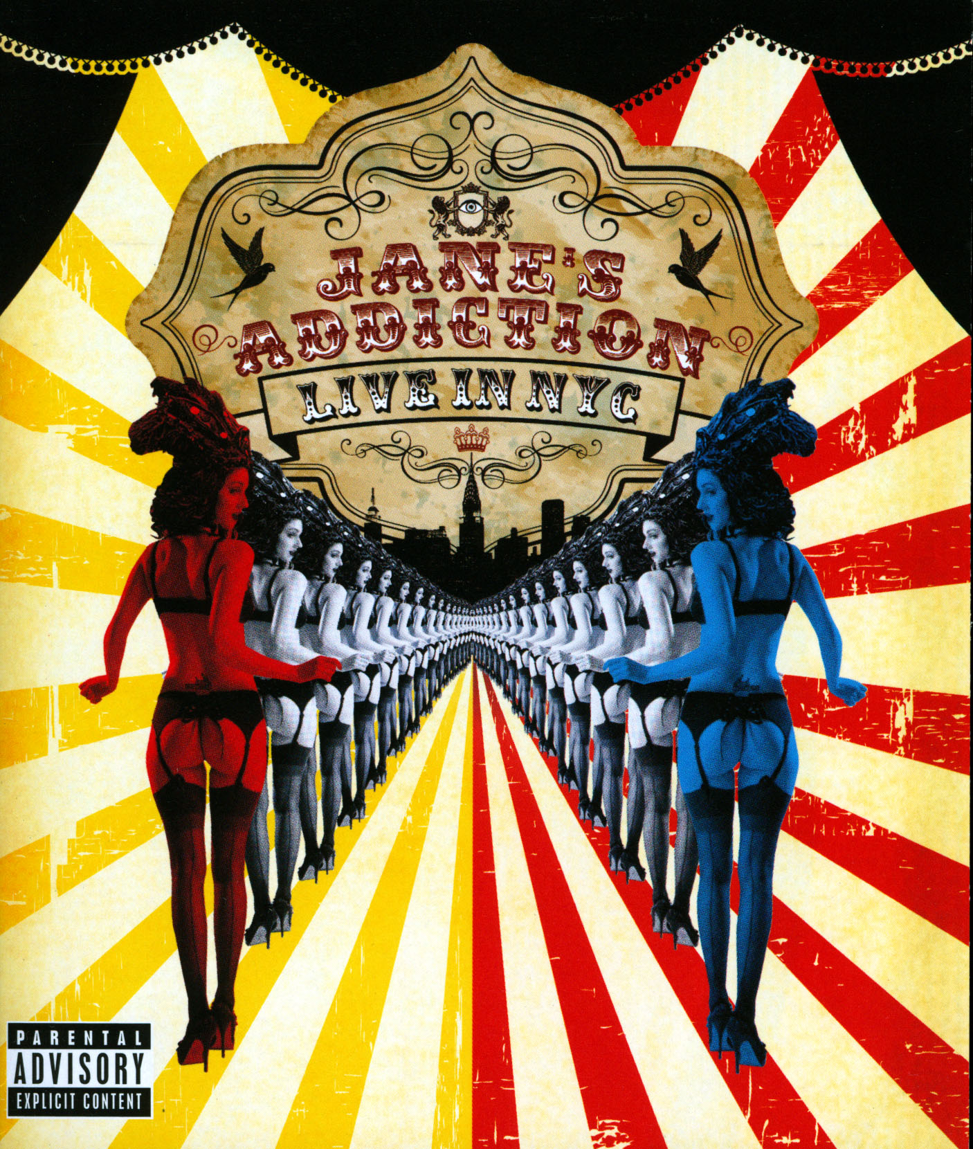 Jane's Addiction: Live in NYC