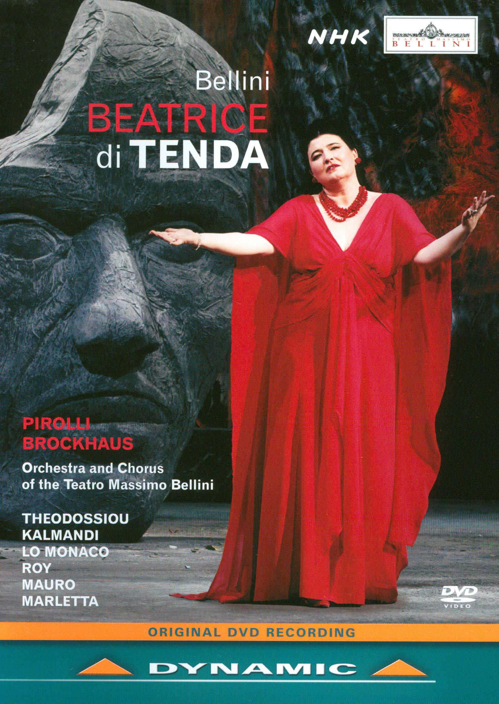 Beatrice di Tenda (Teatro Massimo Bellini)