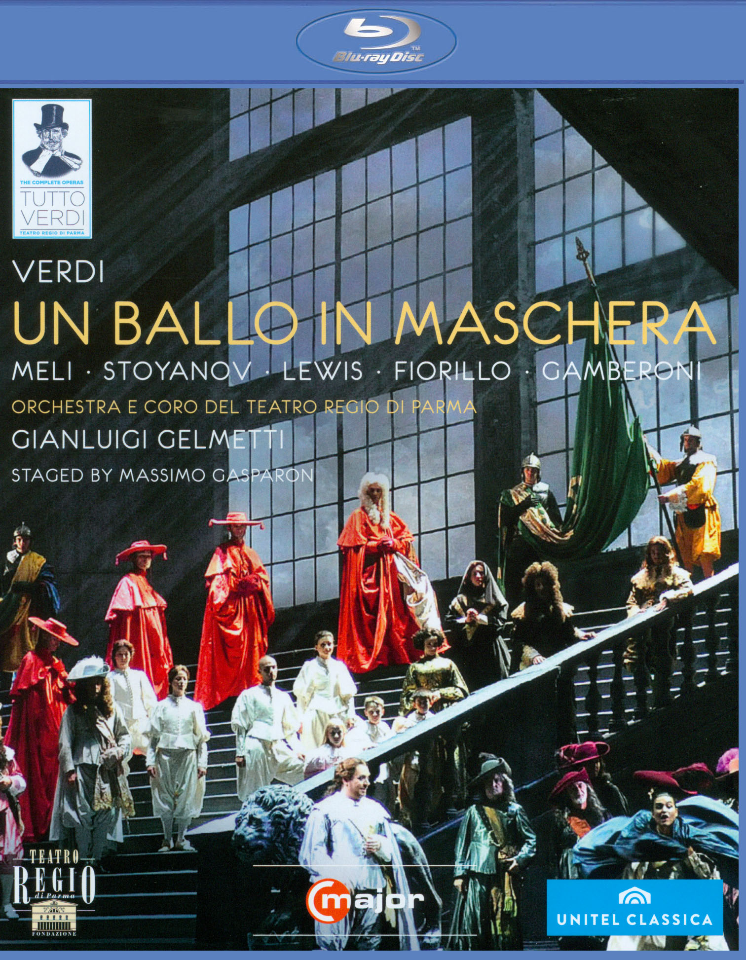Un Ballo in Maschera (Teatro Regio di Parma)