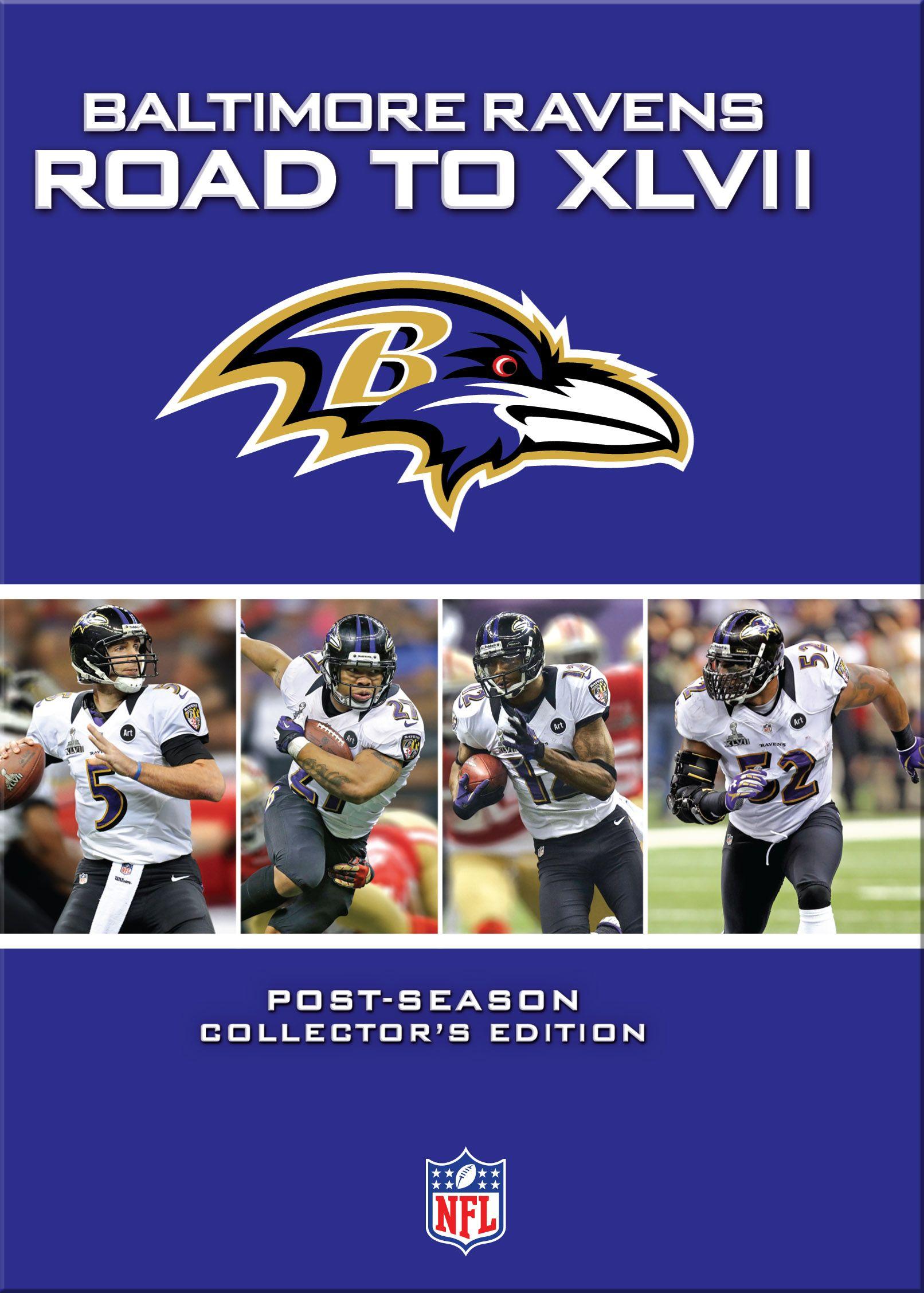 NFL: Baltimore Ravens - Road to XLVII