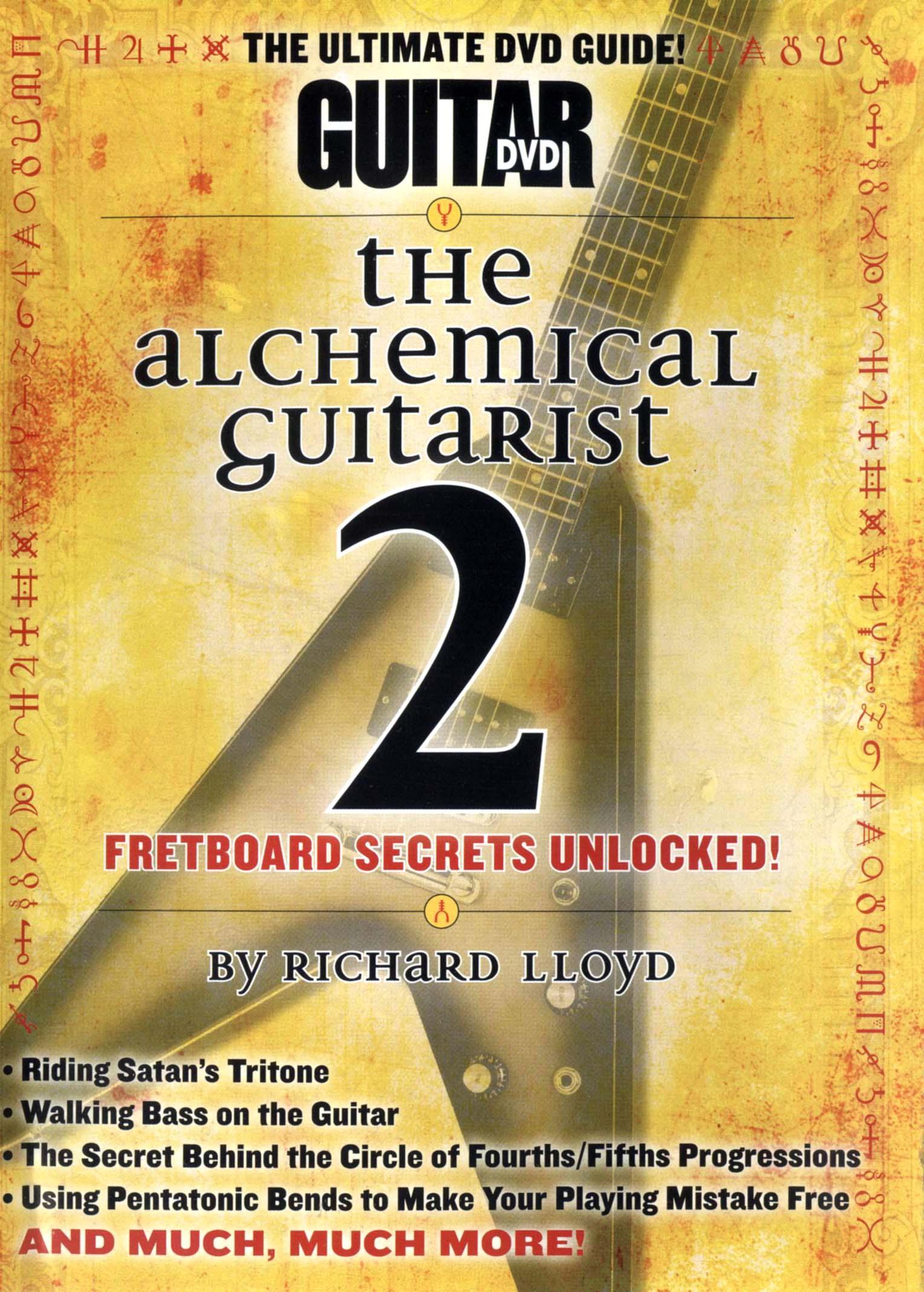 Guitar World: The Alchemical Guitarist, Vol. 2