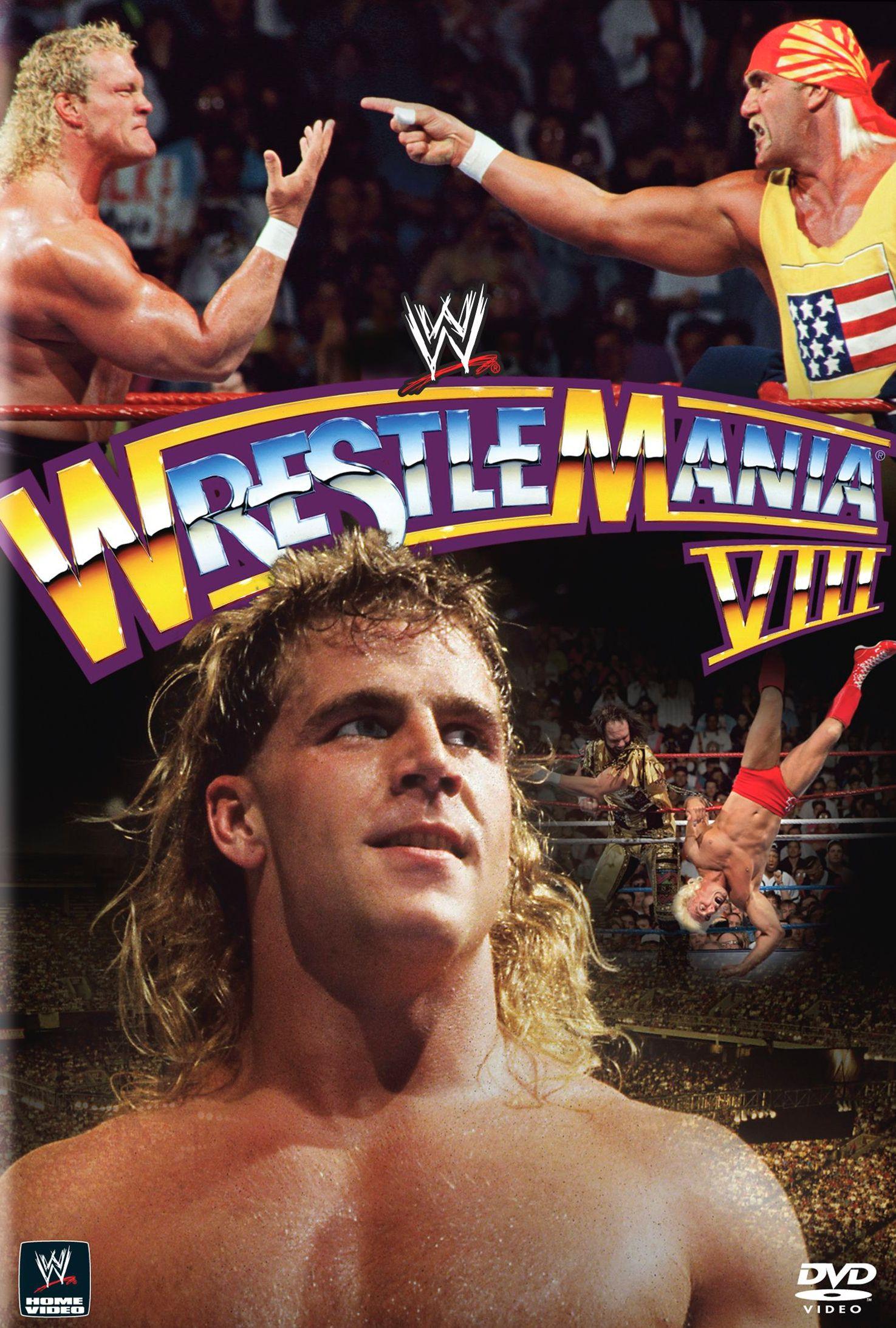 WWE: Wrestlemania VIII