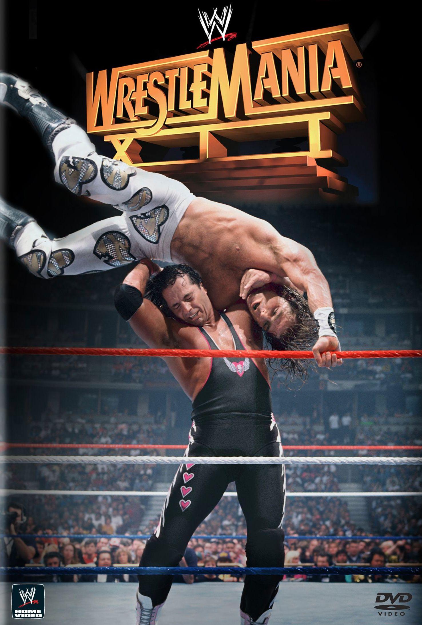 WWE: Wrestlemania XII