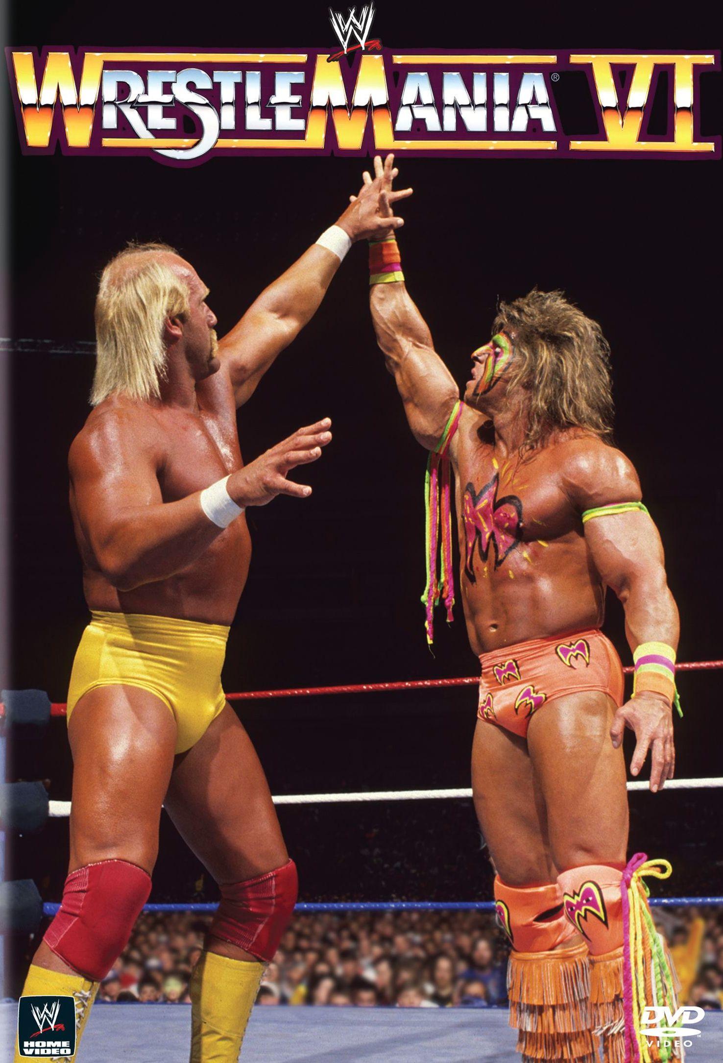 WWE: Wrestlemania VI