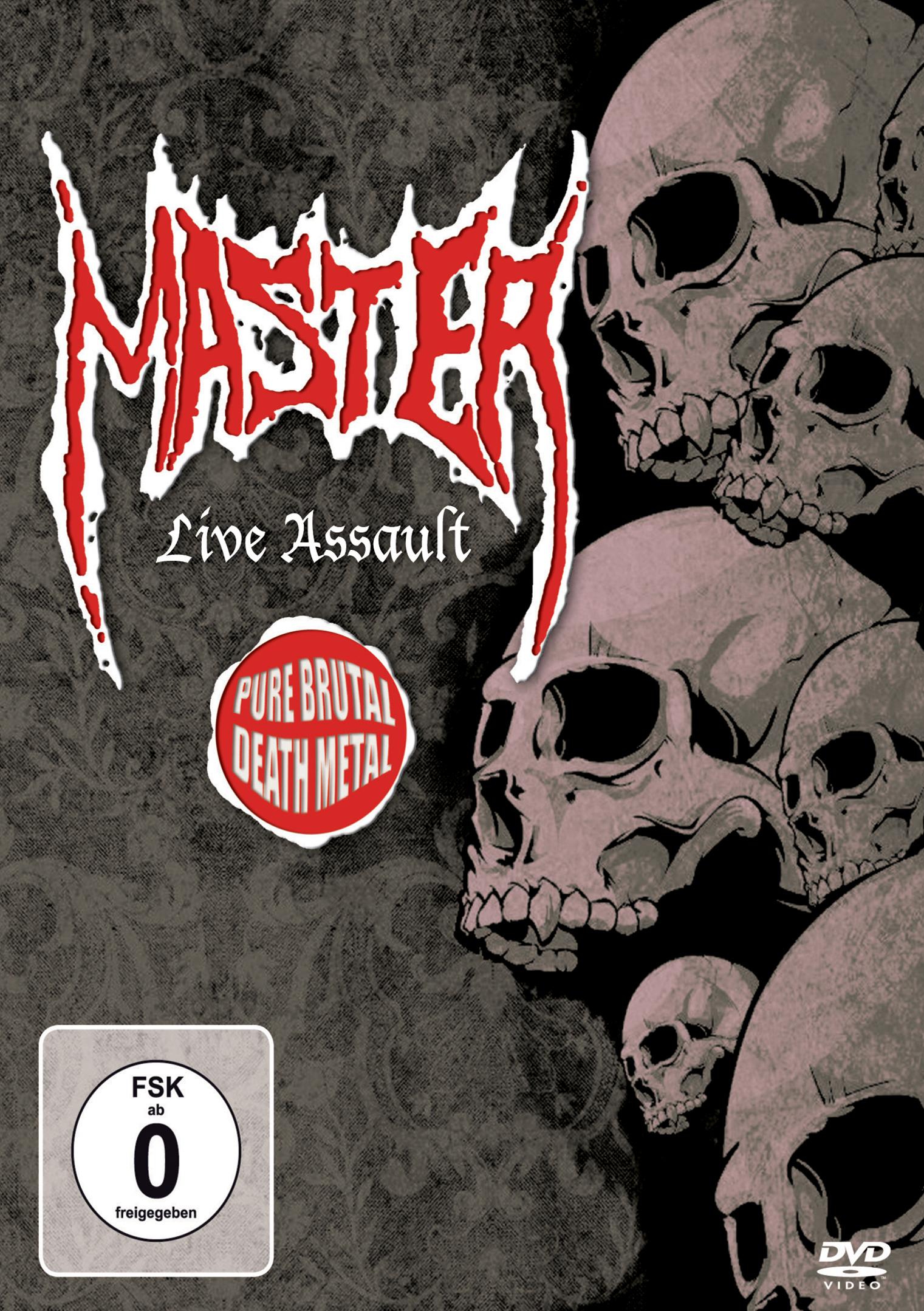 Master: Live Assault