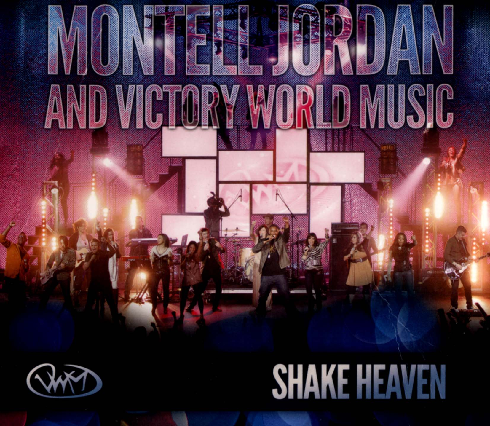 Montell Jordan & Victory World Music: Shake Heaven