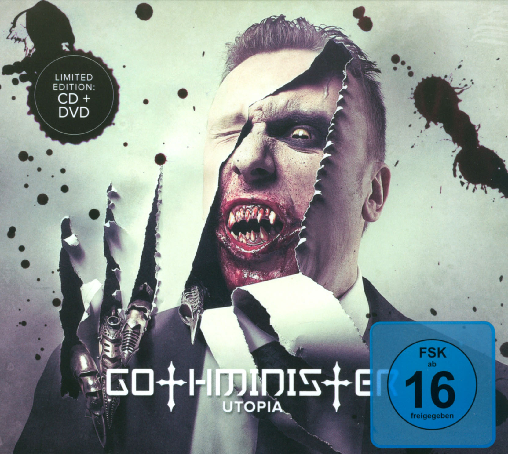 Gothminister: Utopia