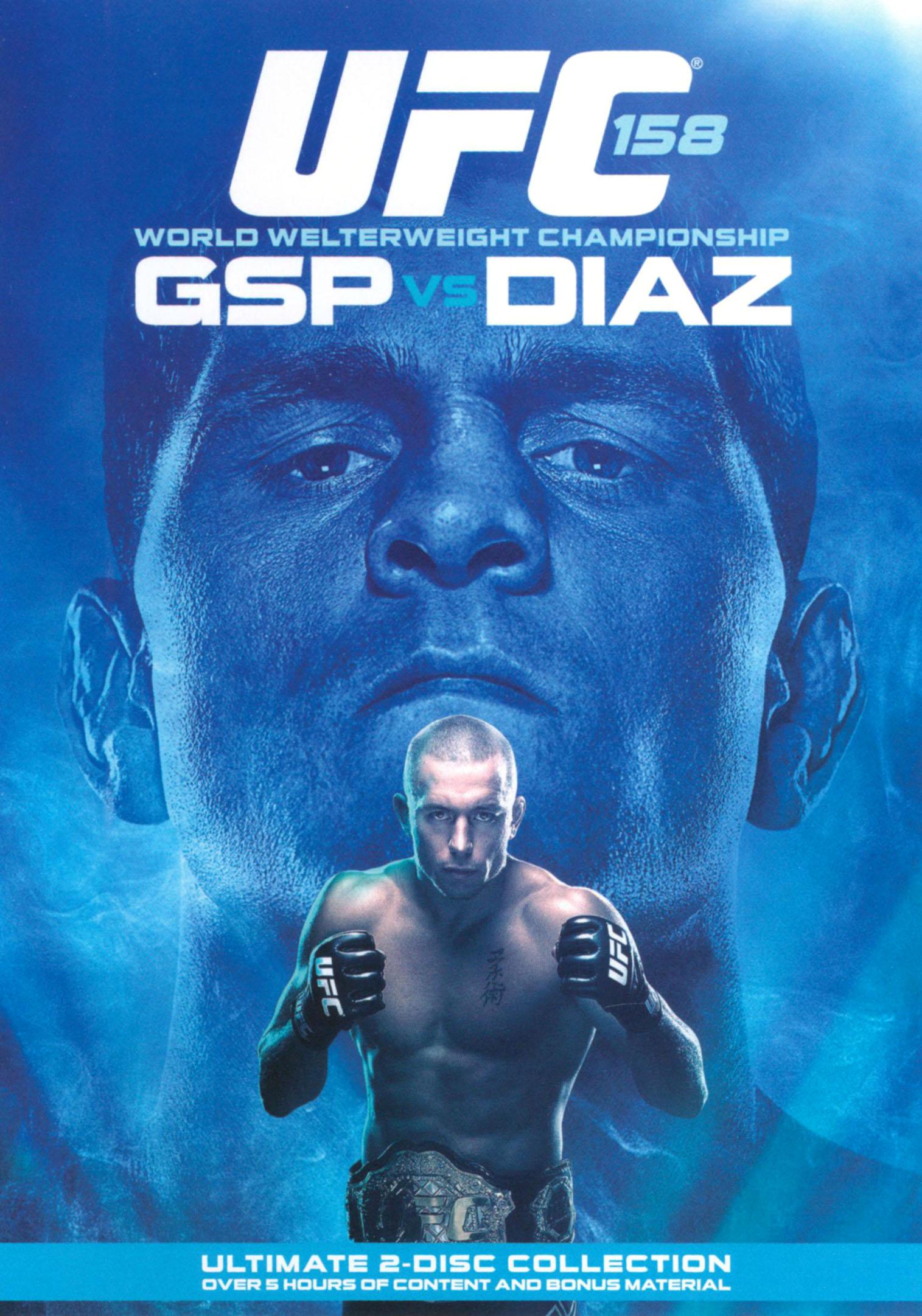 UFC 158: St-Pierre vs. Diaz