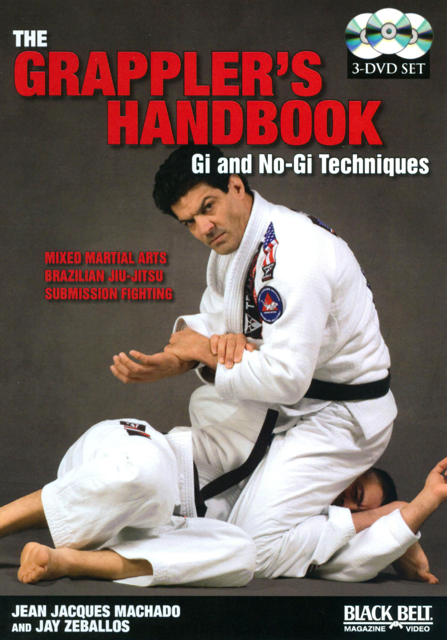 The Grappler's Handbook: Gi and No-Gi Techniques