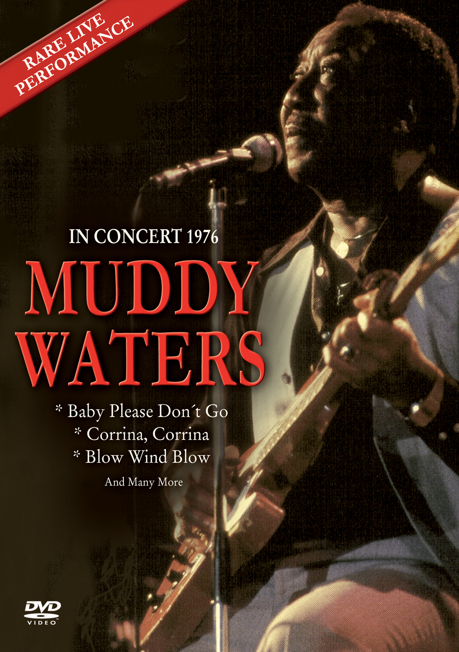 Muddy Waters: In Concert - 1976