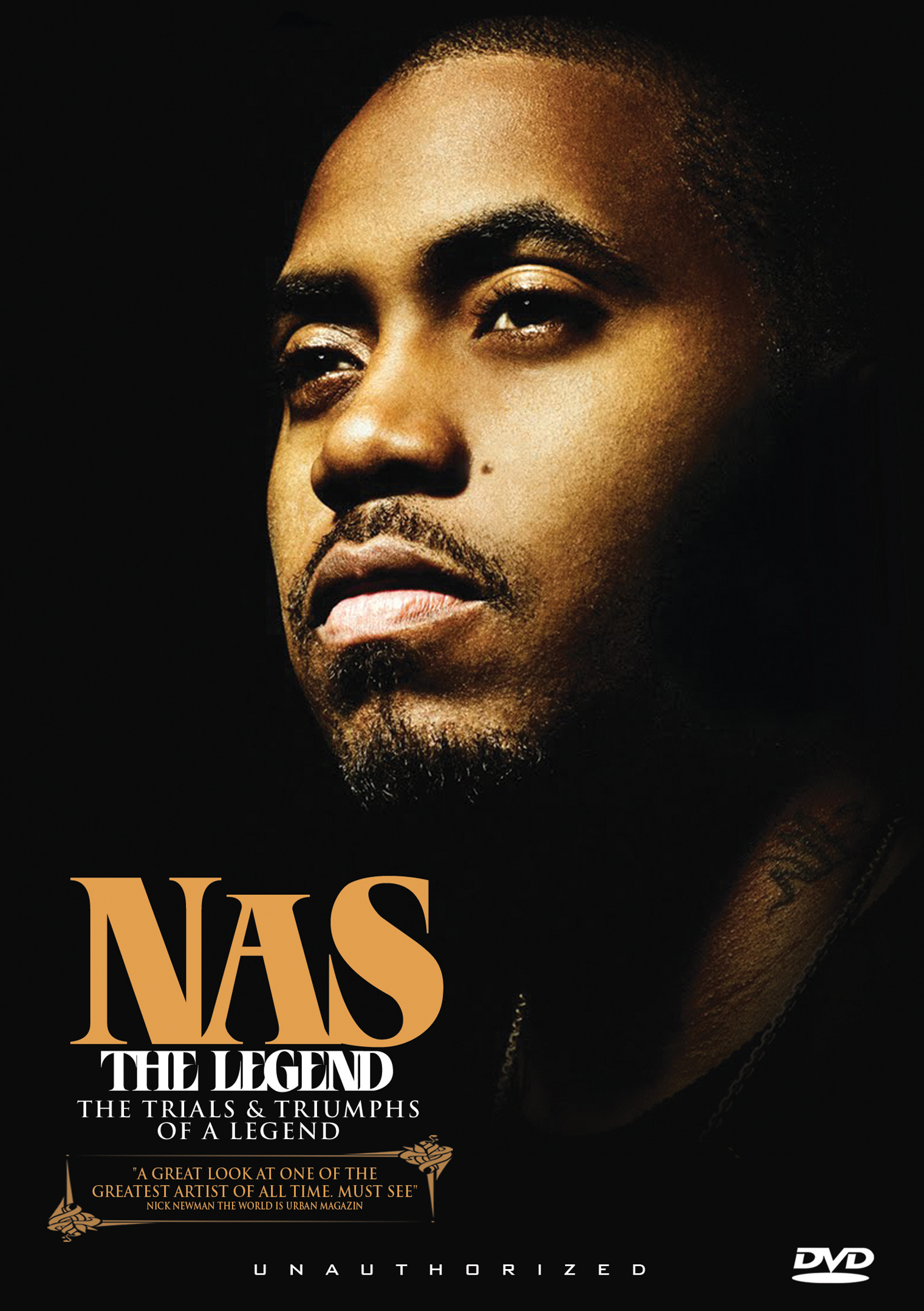Nas: The Legend - Unauthorized