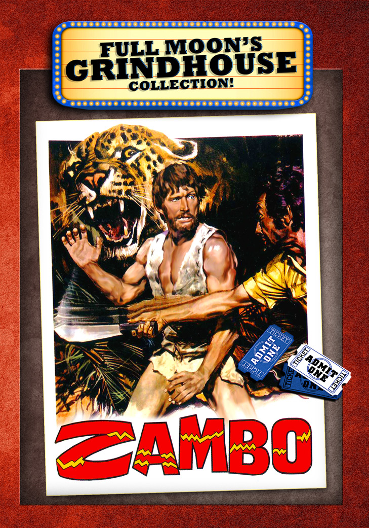 Zambo, the Forest Tamer