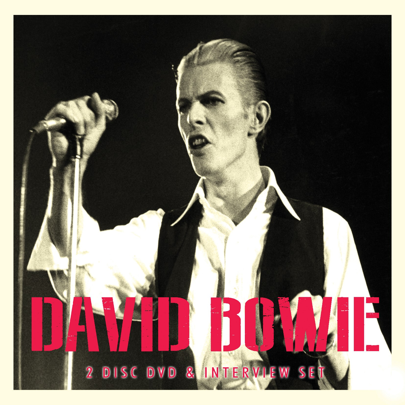 David Bowie: The Document - The Documentary DVD
