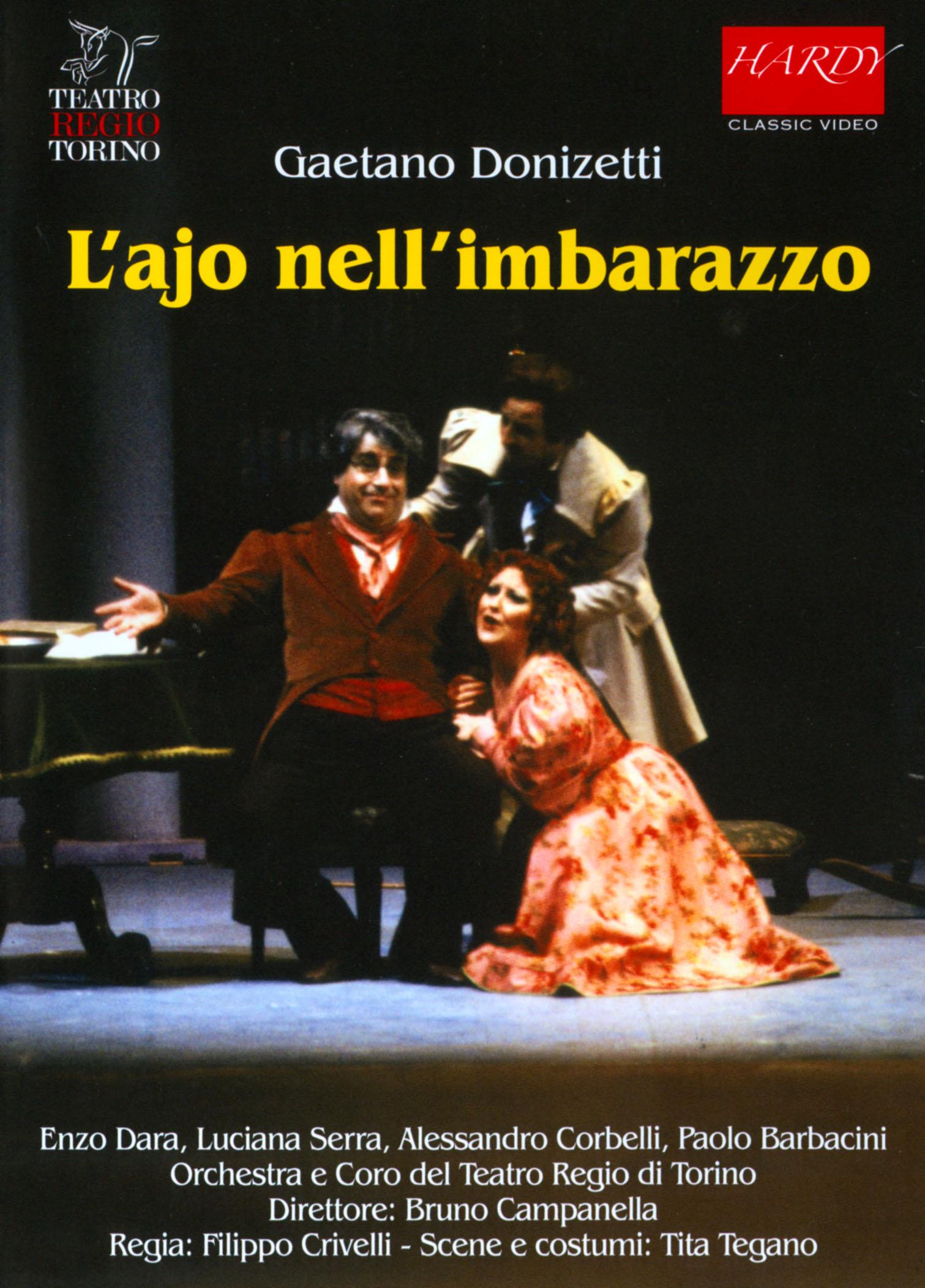 L' Ajo Nell' Imbarazzo (Teatro Regio di Torino)