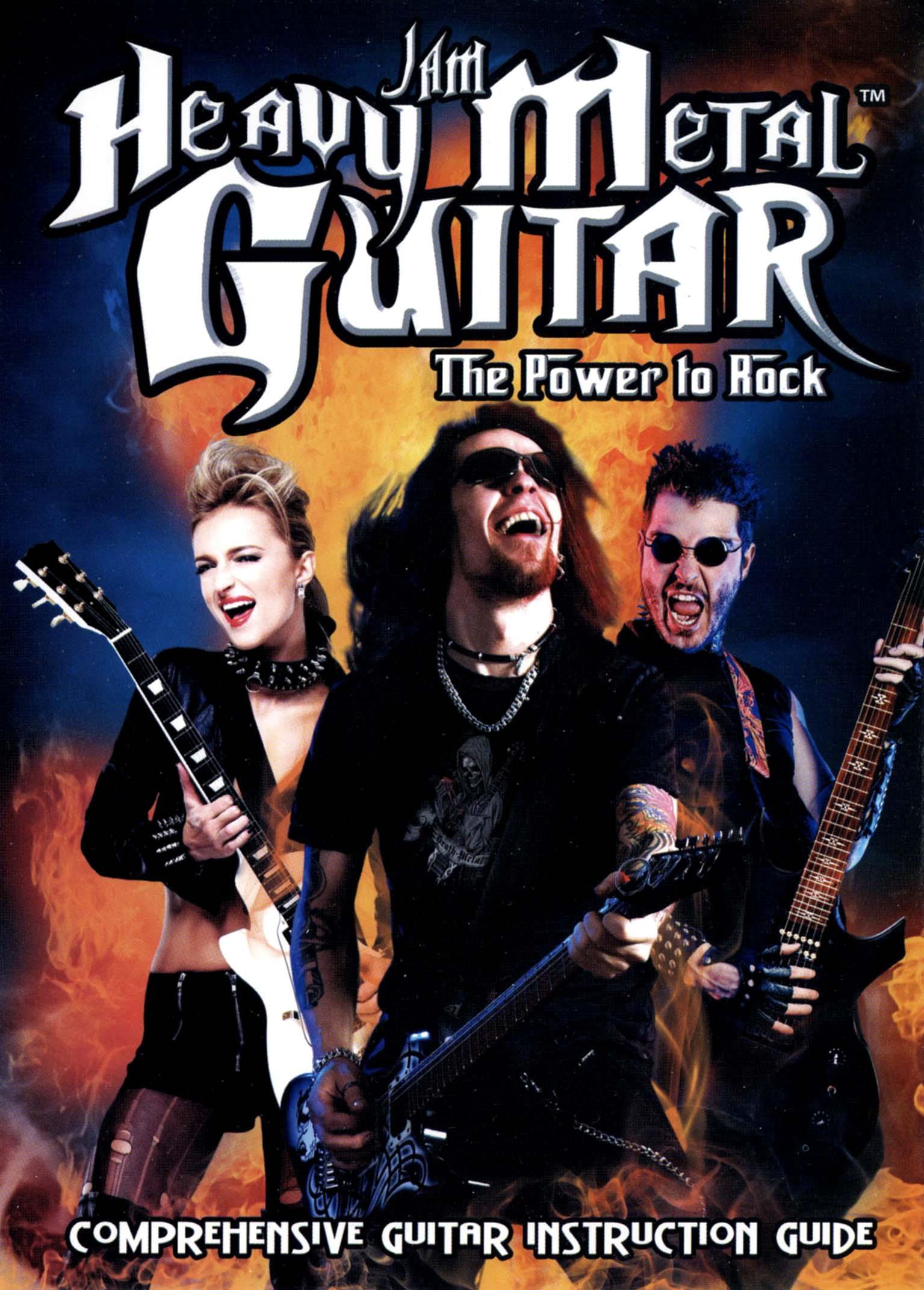 Jam Heavy Metal Guitar: The Power to Rock