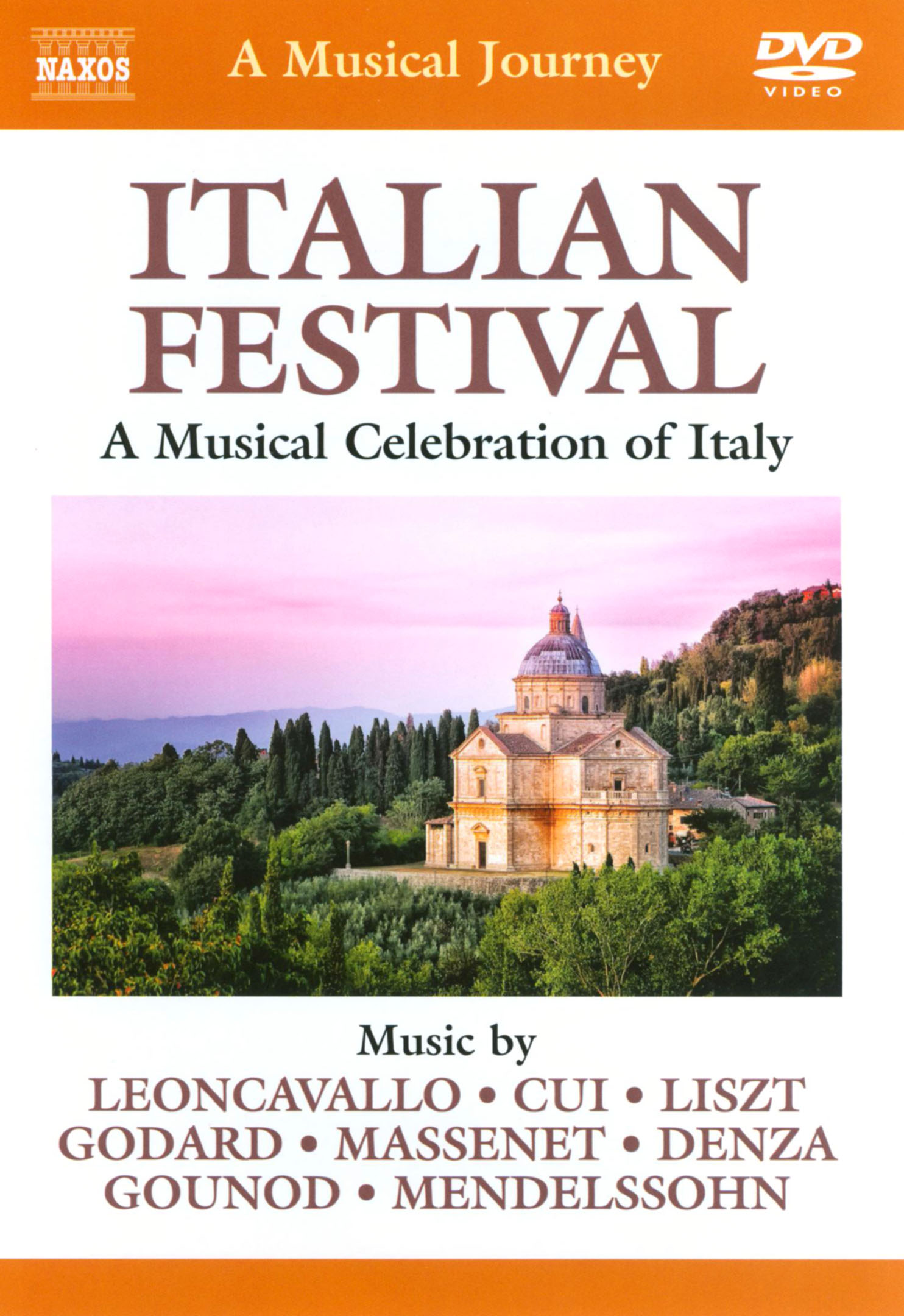 A Musical Journey: Italian Festival - A Musical Celebration of Italy