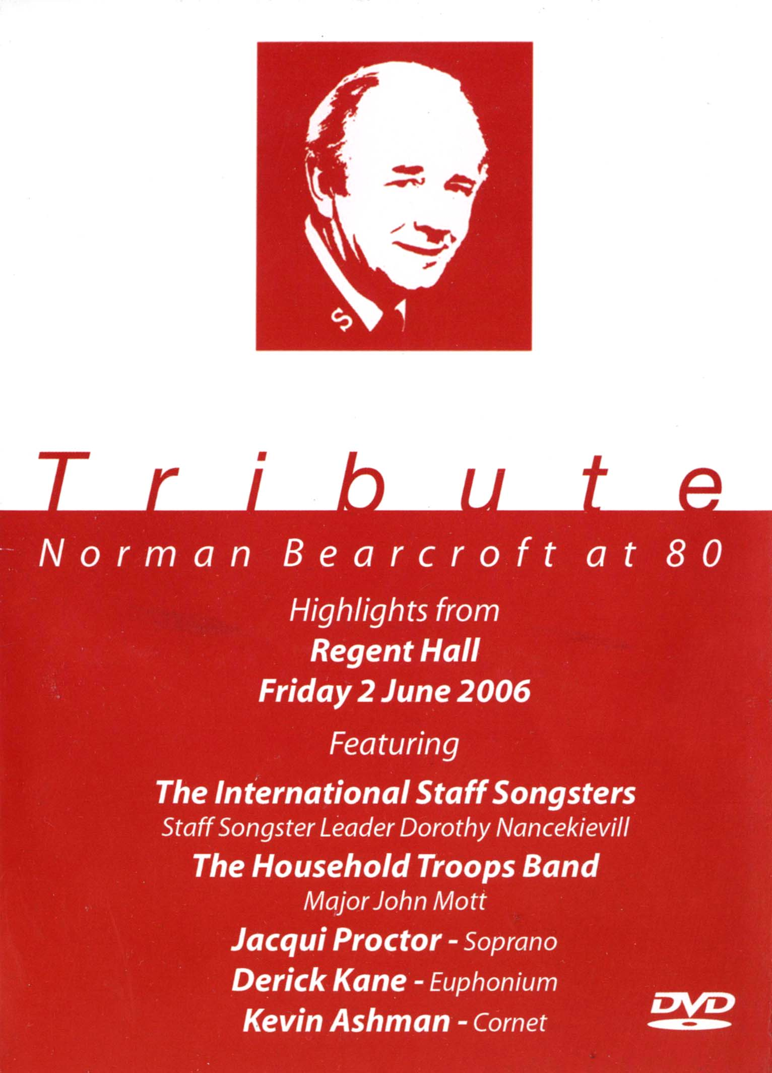Tribute: Norman Bearcroft at 80