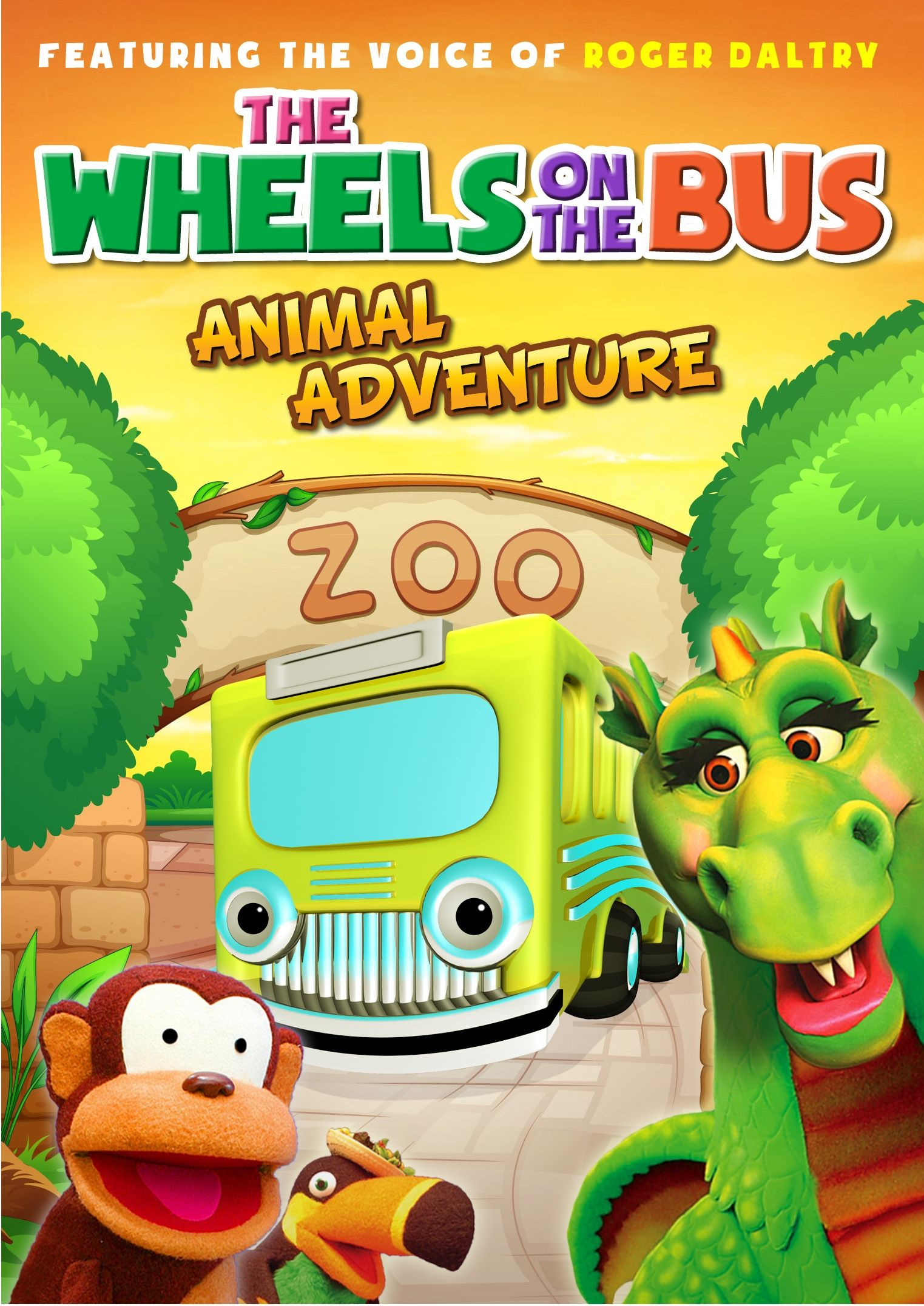 The Wheels on the Bus: Animal Adventure
