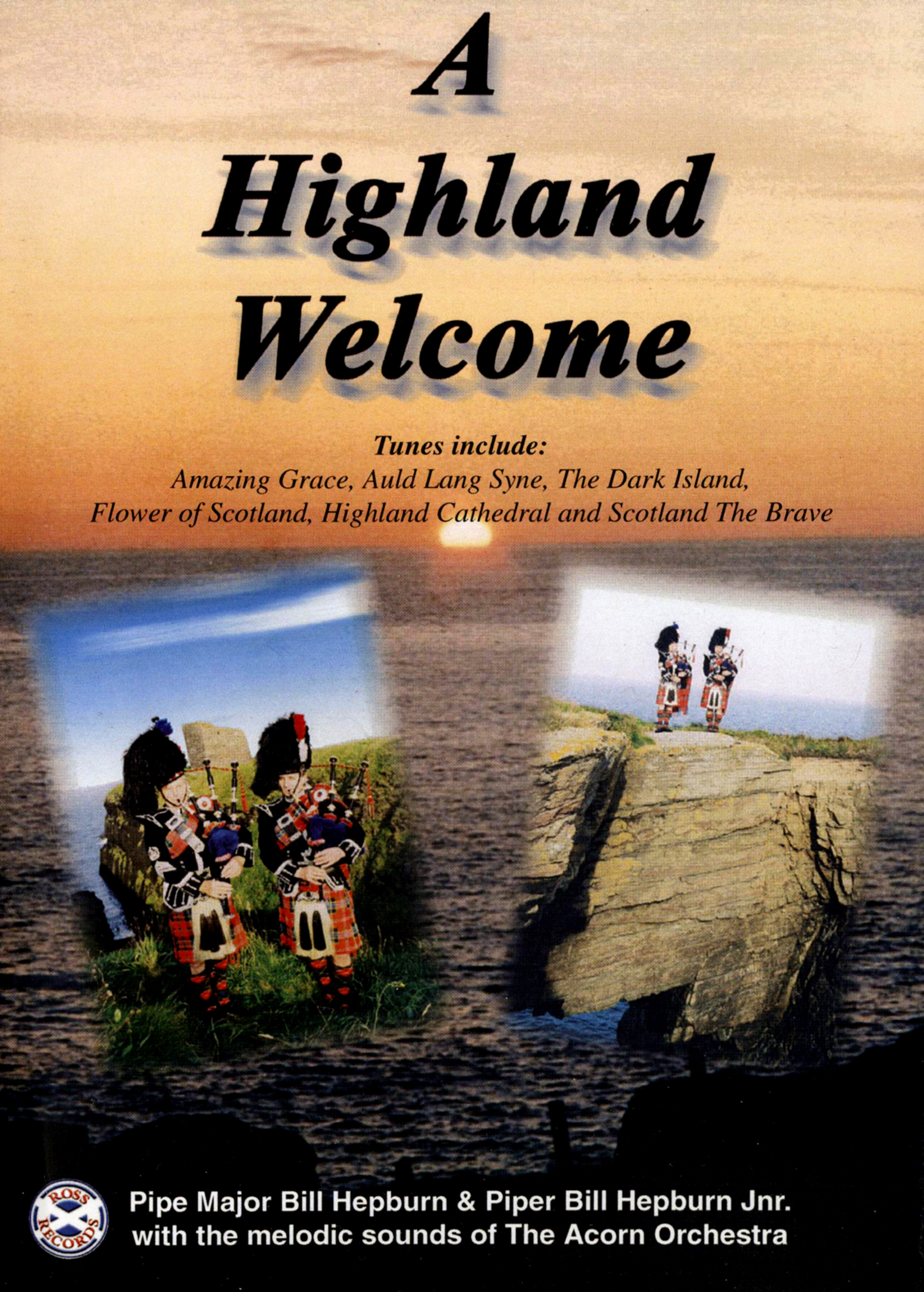 A Highland Welcome
