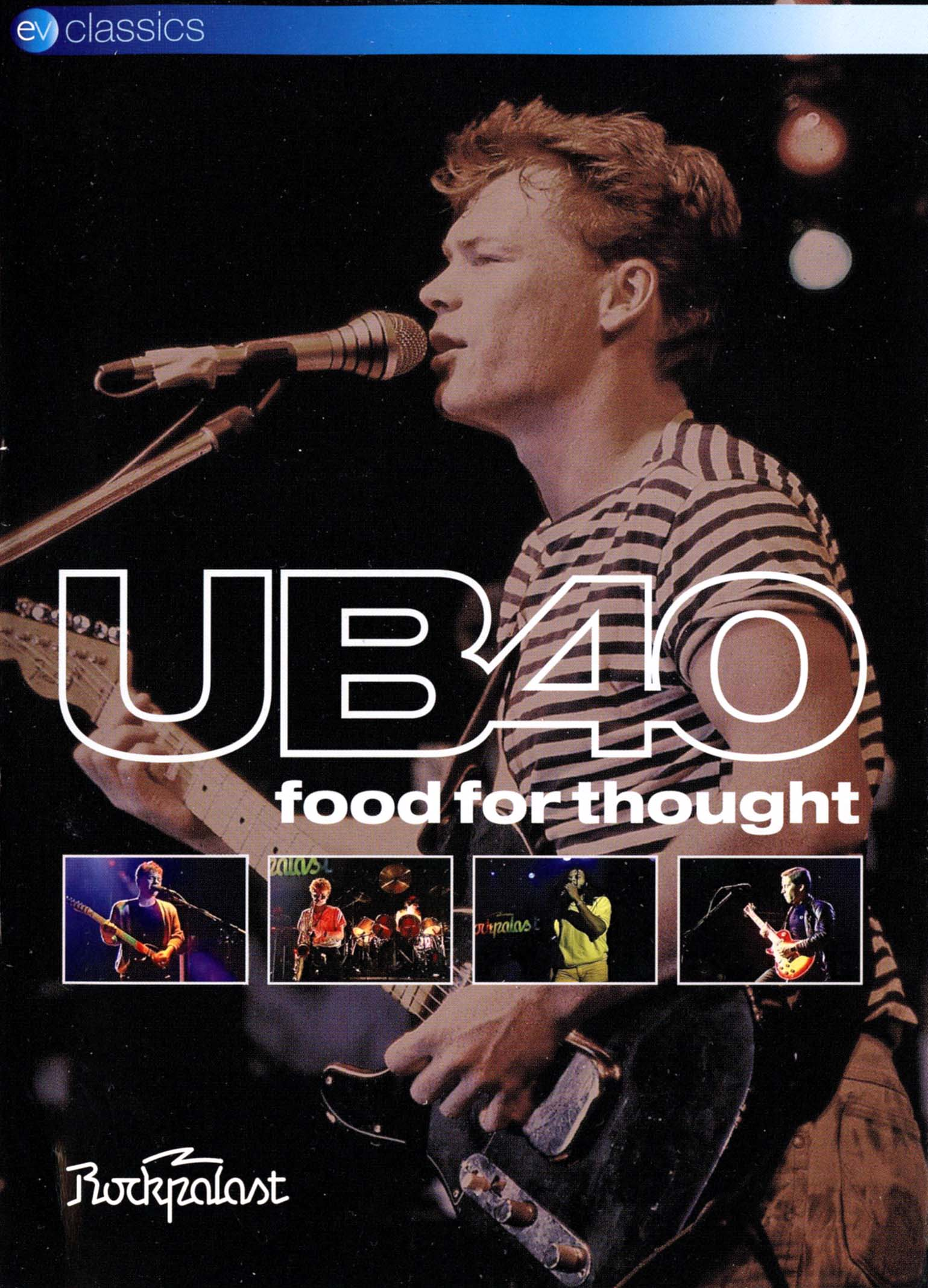 UB40: Food for Thought