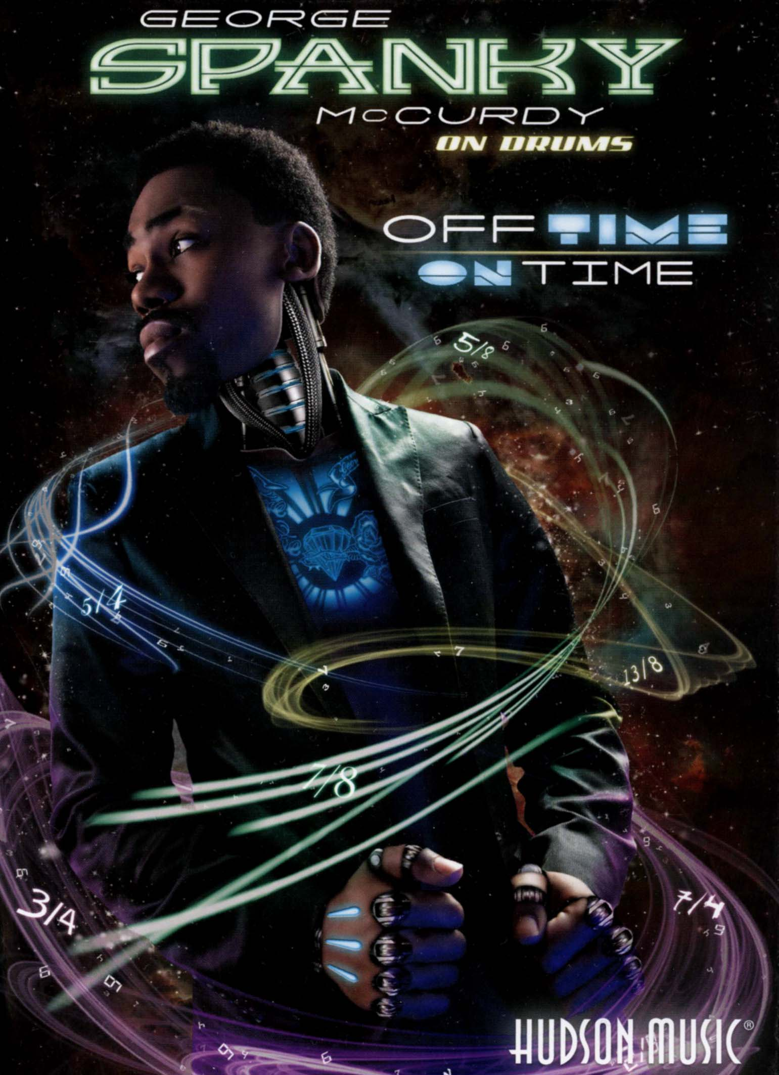 George Spanky McCurdy on Drums: Off Time/On Time
