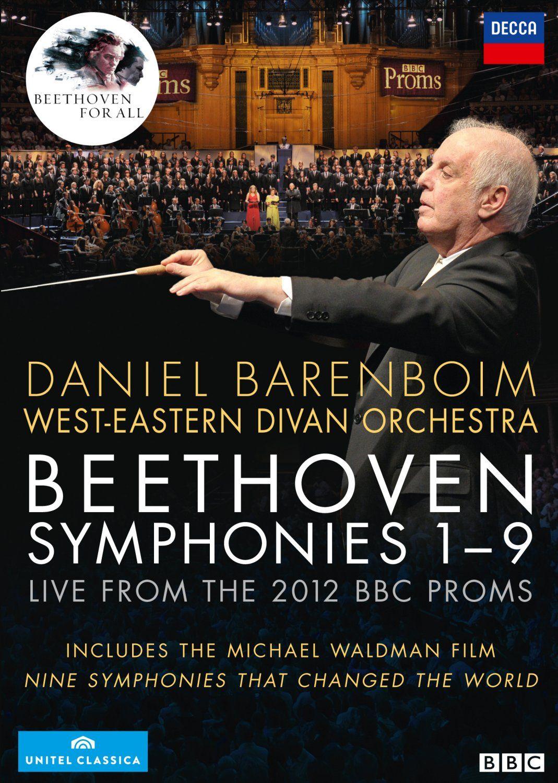 Daniel Barenboim/West-Eastern Divan Orchestra: Beethoven - Symphonies 1-9