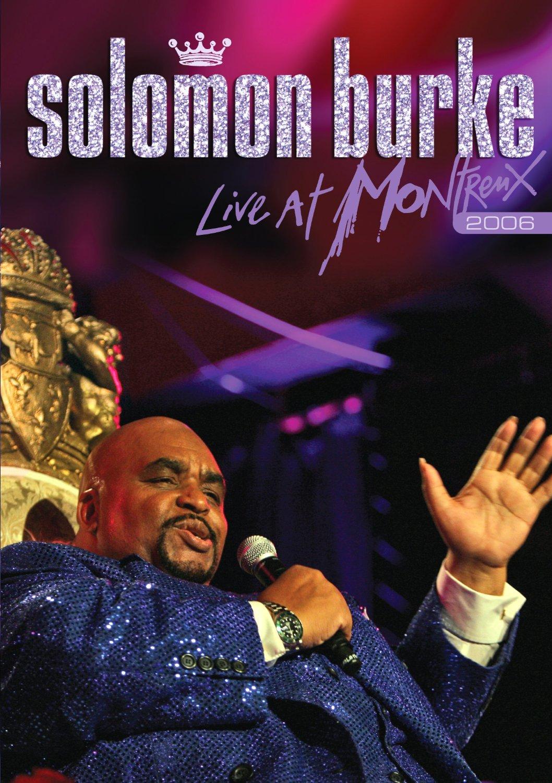 Solomon Burke: Live at Montreux 2006