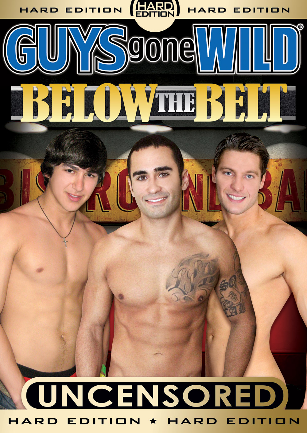 Guys Gone Wild: Below the Belt
