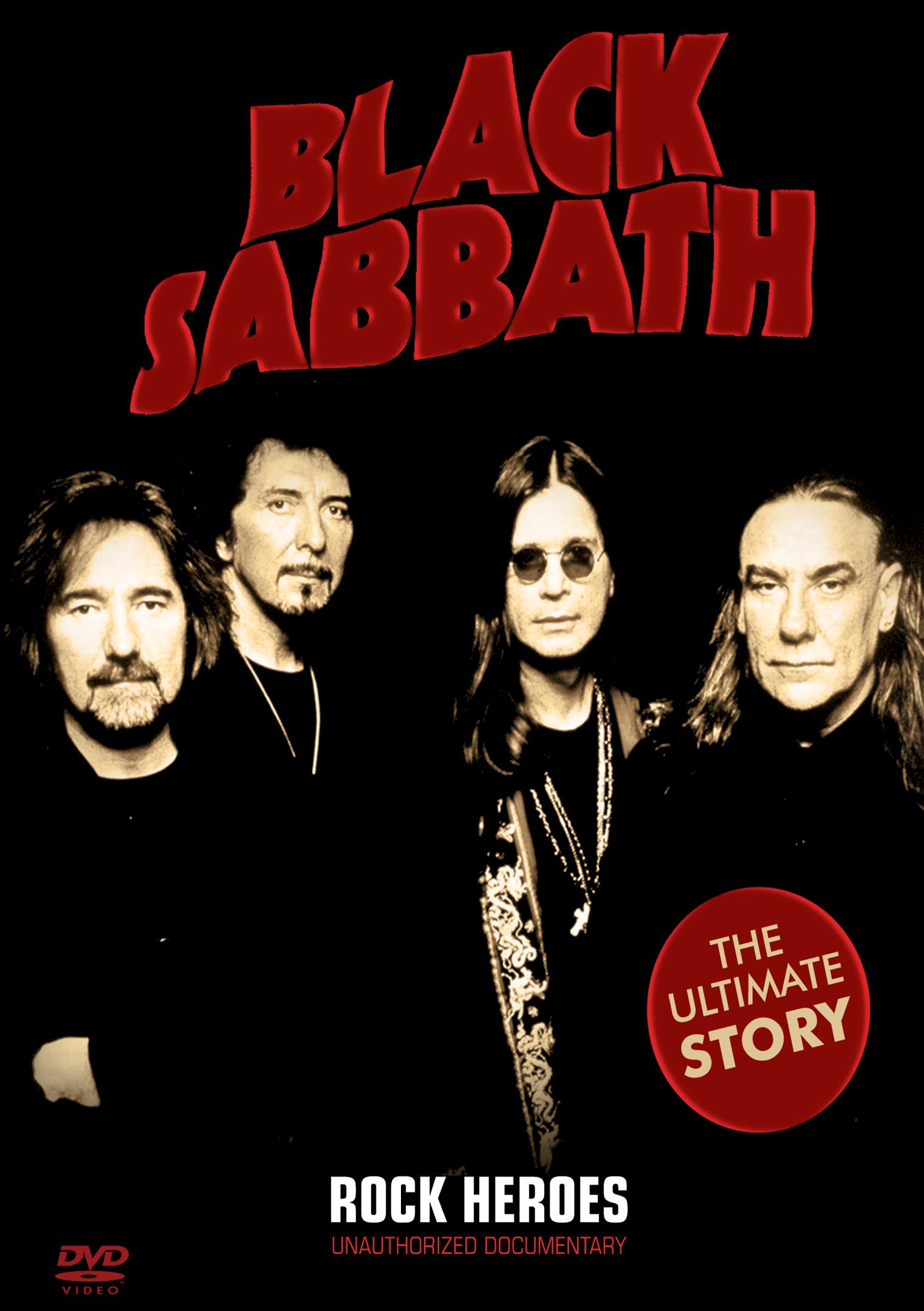 Black Sabbath: Rock Heroes - Unauthorized
