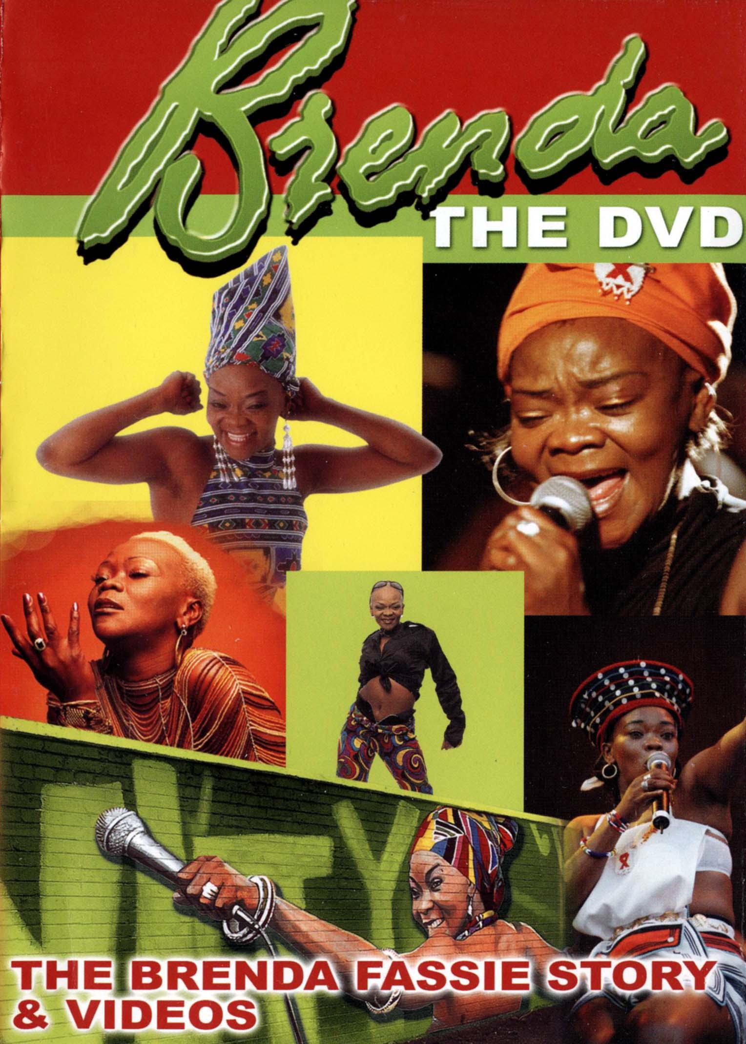 Brenda: The DVD: The Brenda Fassie Story & Videos